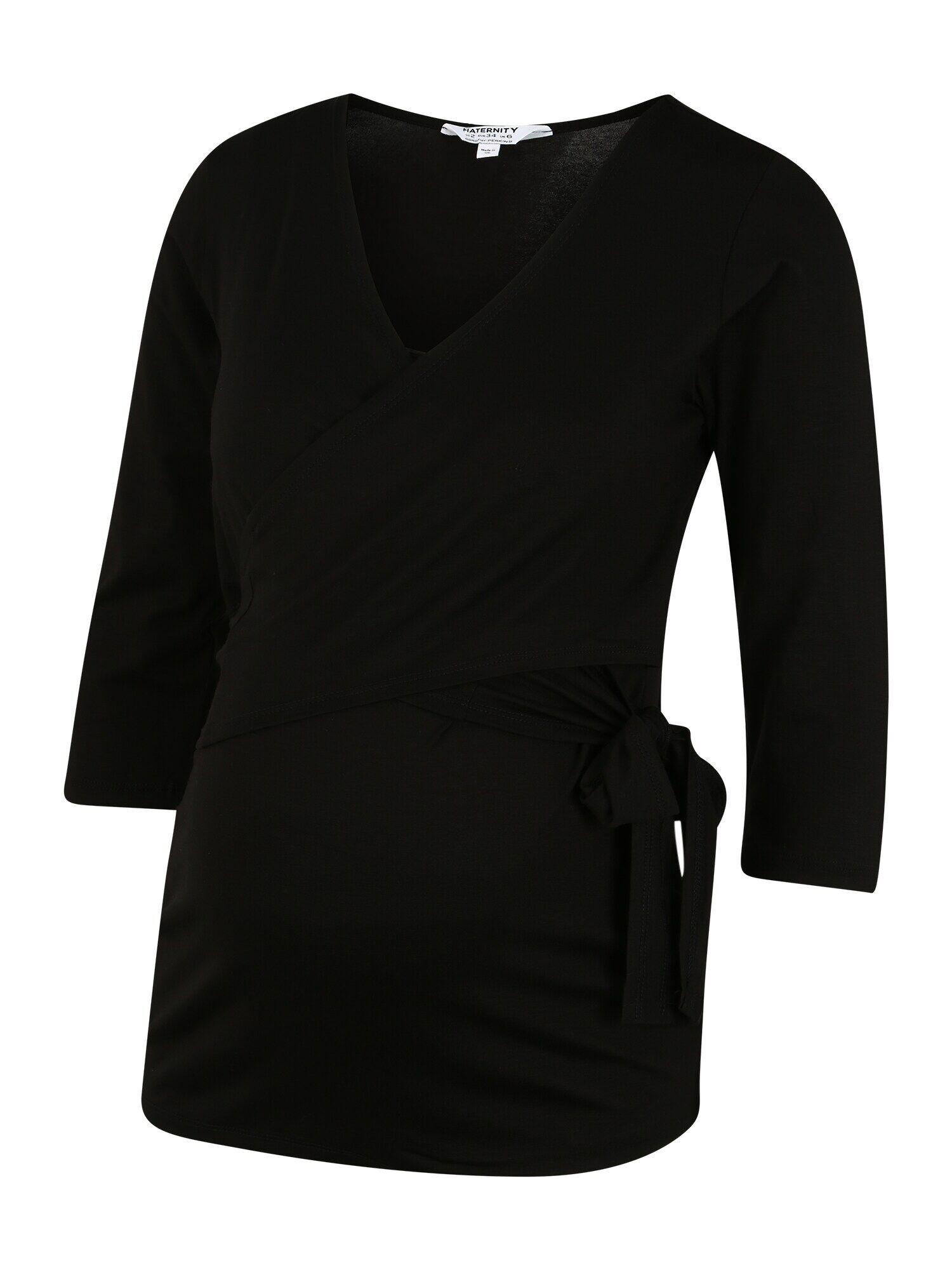 Dorothy Perkins Maternity T-shirt  - Noir - Taille: XS - female