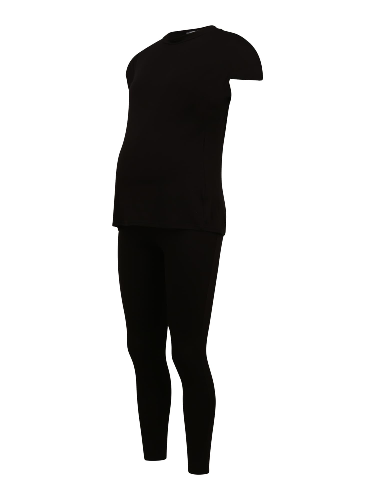 Missguided Maternity Tenue d'intérieur  - Noir - Taille: XS - female