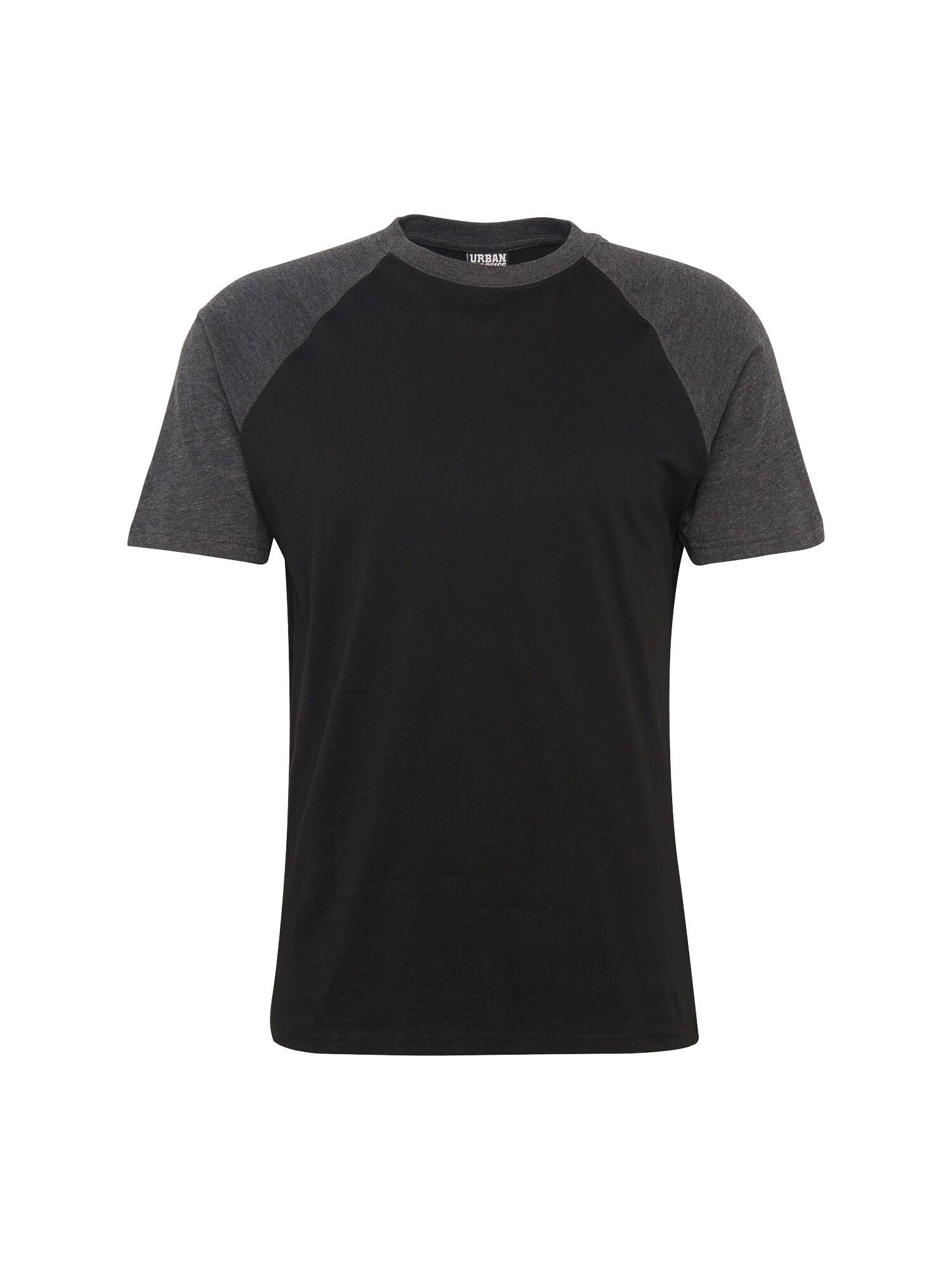 Urban Classics T-Shirt  - Noir - Taille: M - male