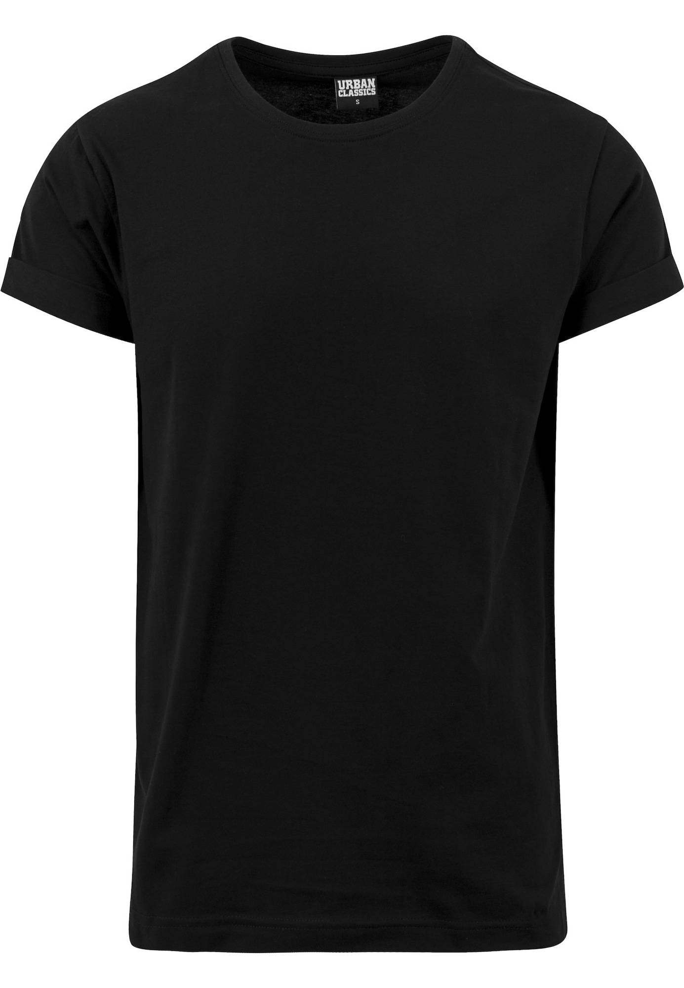 Urban Classics T-Shirt  - Noir - Taille: S - male
