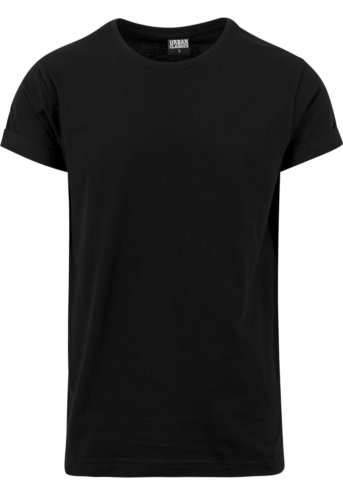 Urban Classics T-Shirt  - Noir - Taille: L - male