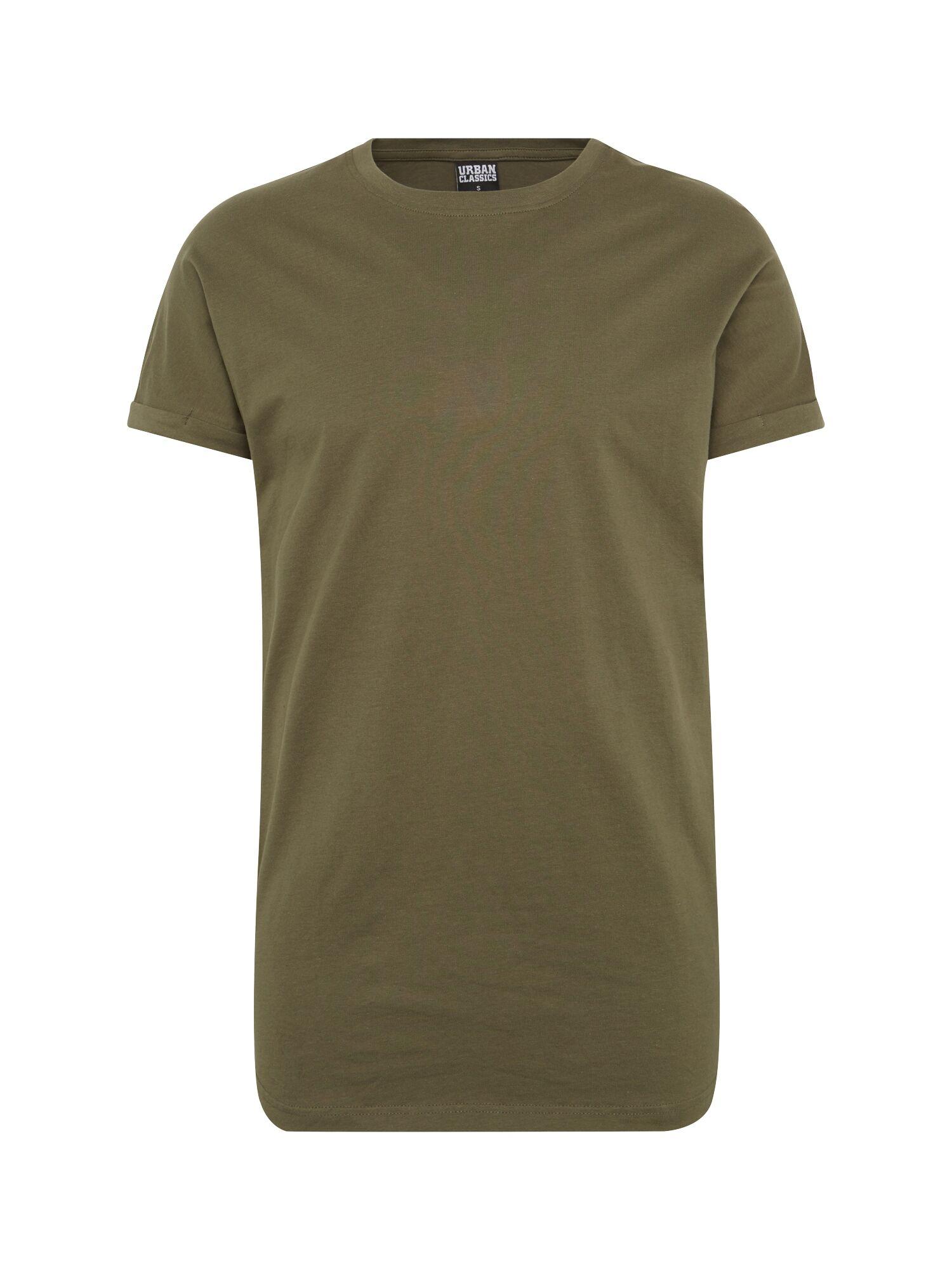 Urban Classics T-Shirt  - Vert - Taille: XXL - male