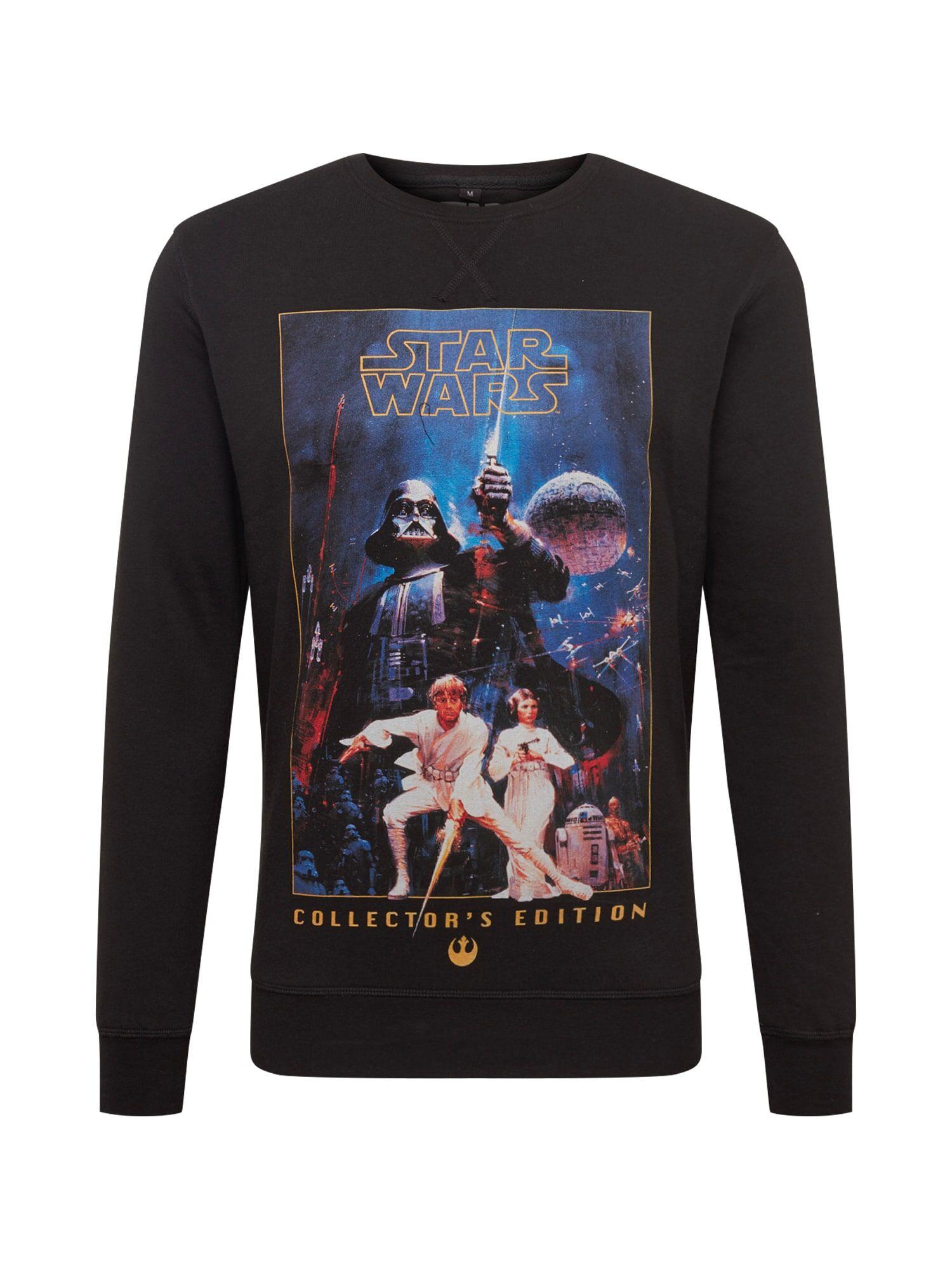 Tee Sweat-shirt 'Star Wars'  - Noir - Taille: S - male