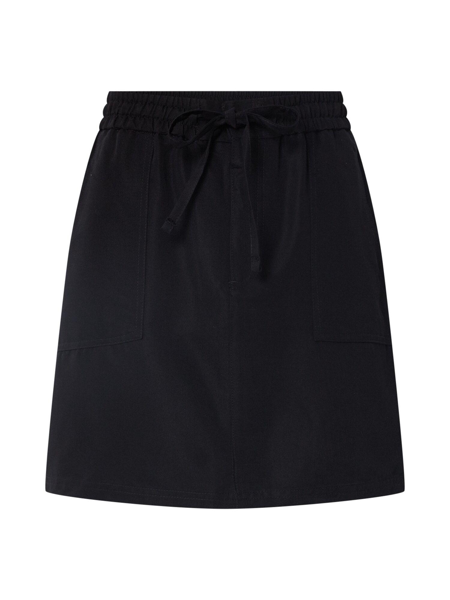 Urban Classics Jupe  - Noir - Taille: S - female