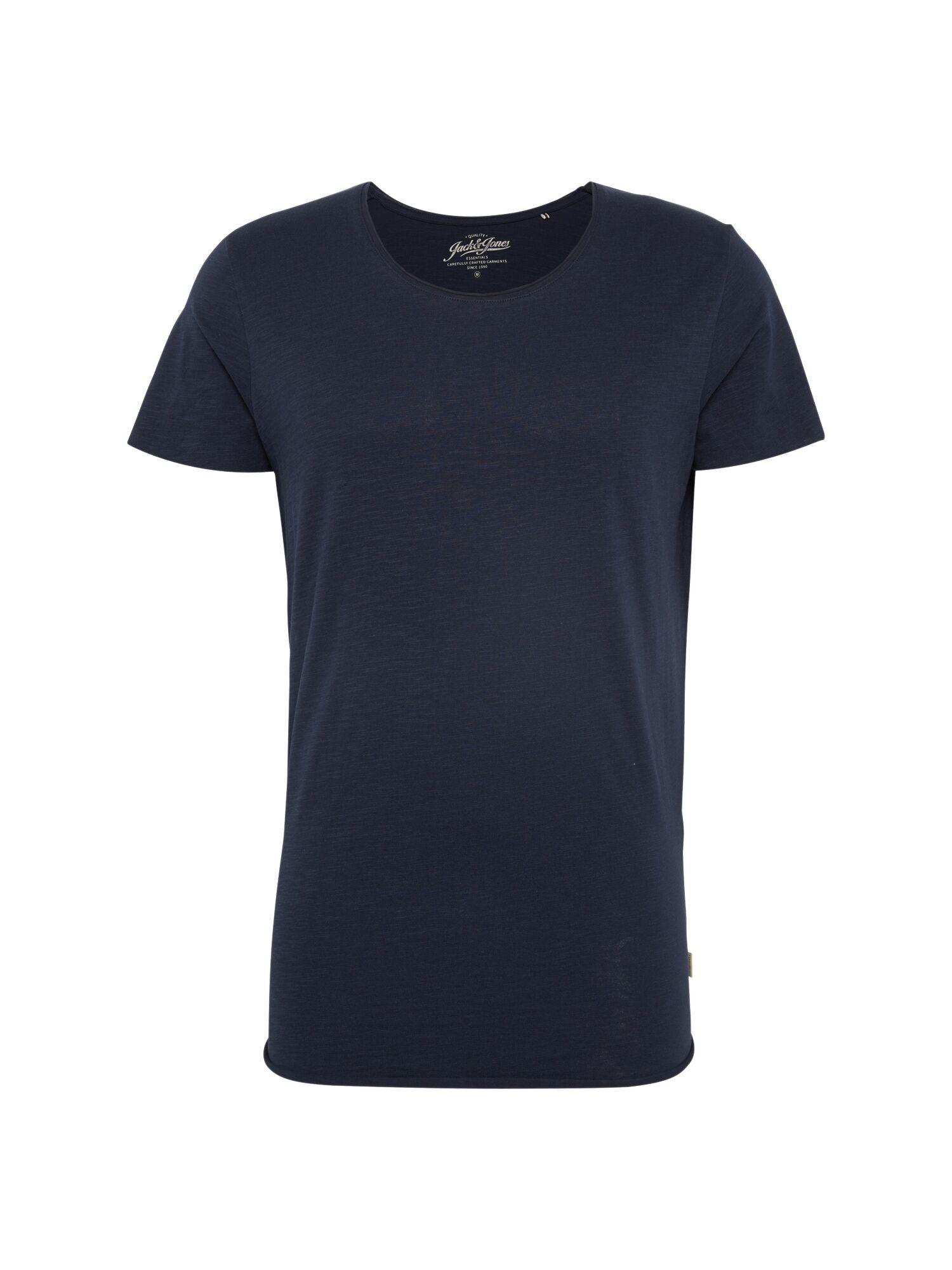 JACK & JONES T-Shirt  - Bleu - Taille: L - male