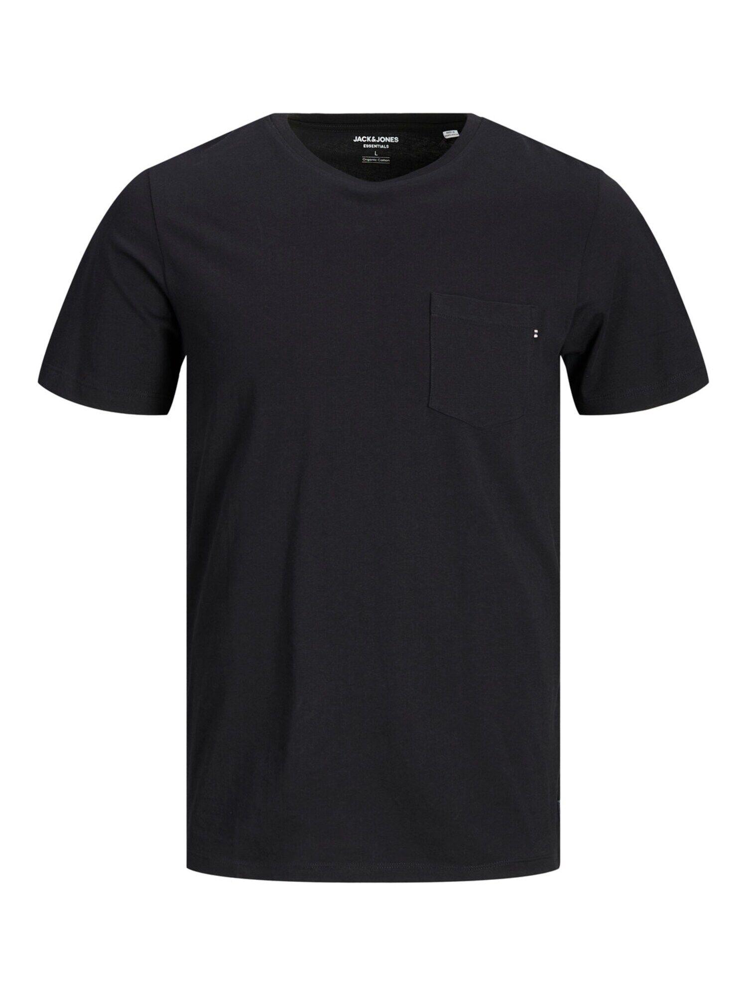 JACK & JONES T-Shirt  - Noir - Taille: S - male
