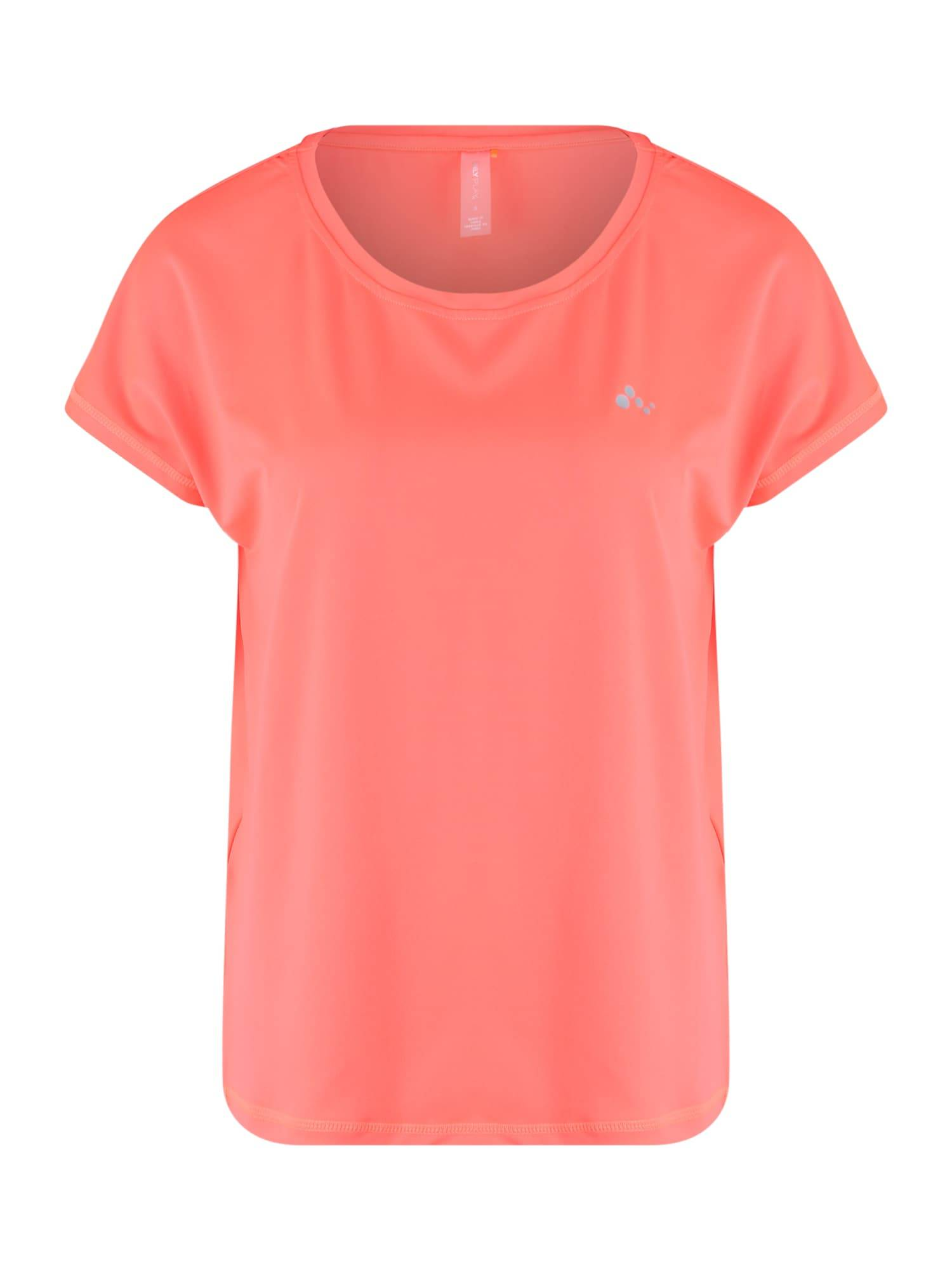 ONLY PLAY T-shirt fonctionnel 'Aubree'  - Orange - Taille: XS - female