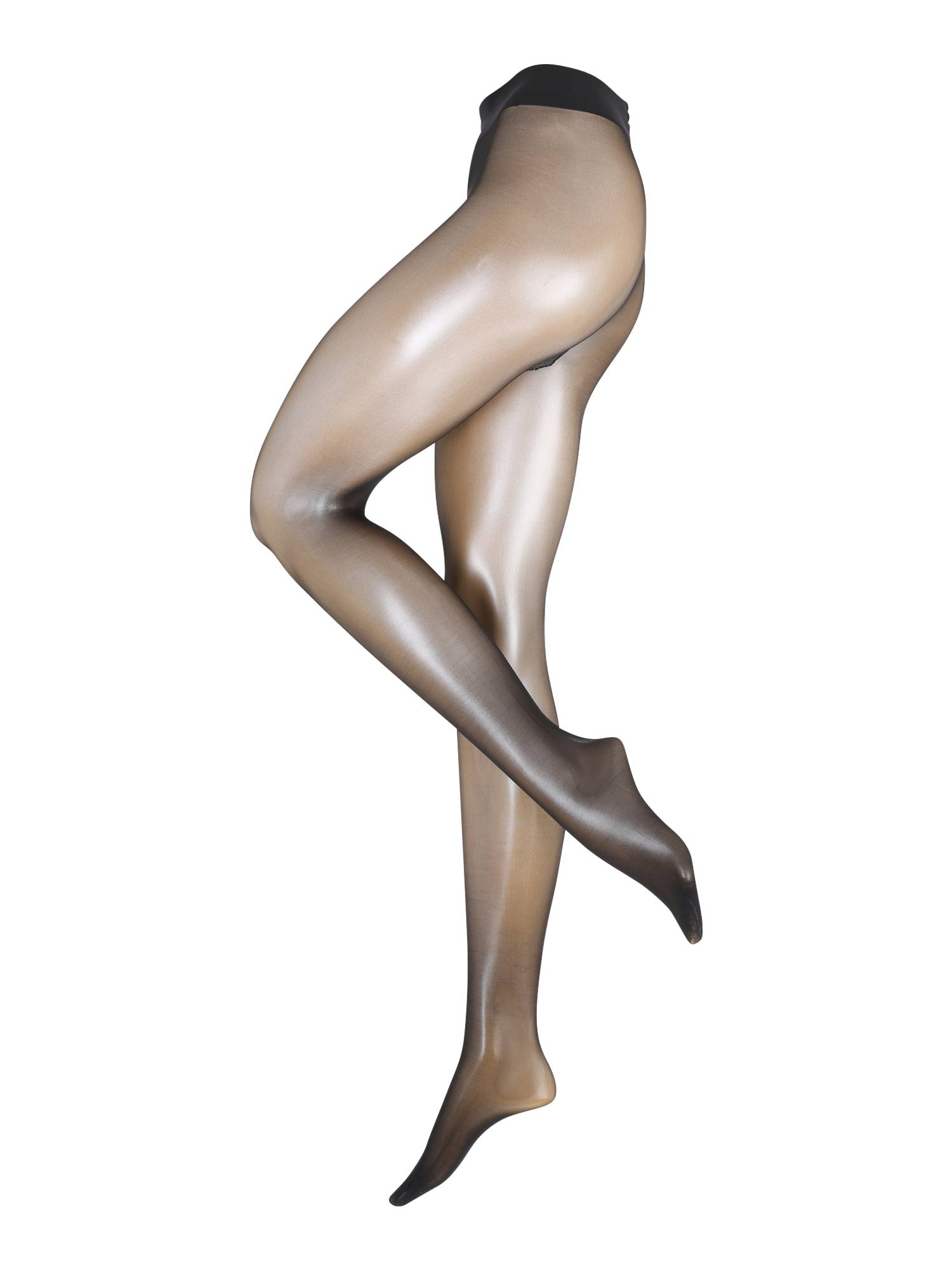 FALKE Collants 'Matt Deluxe TI'  - Noir - Taille: M - female