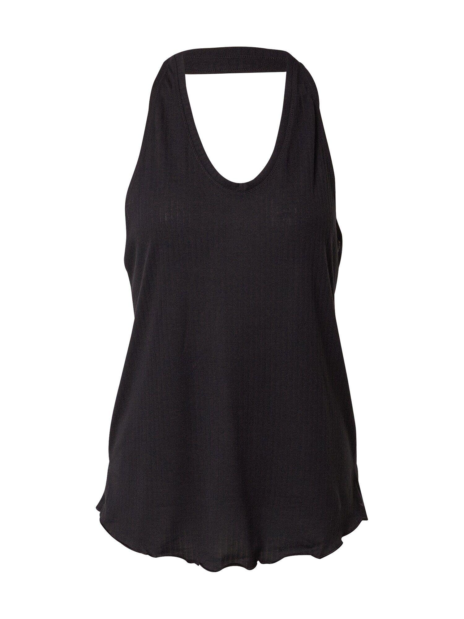 NIKE Haut de sport  - Noir - Taille: XS - female