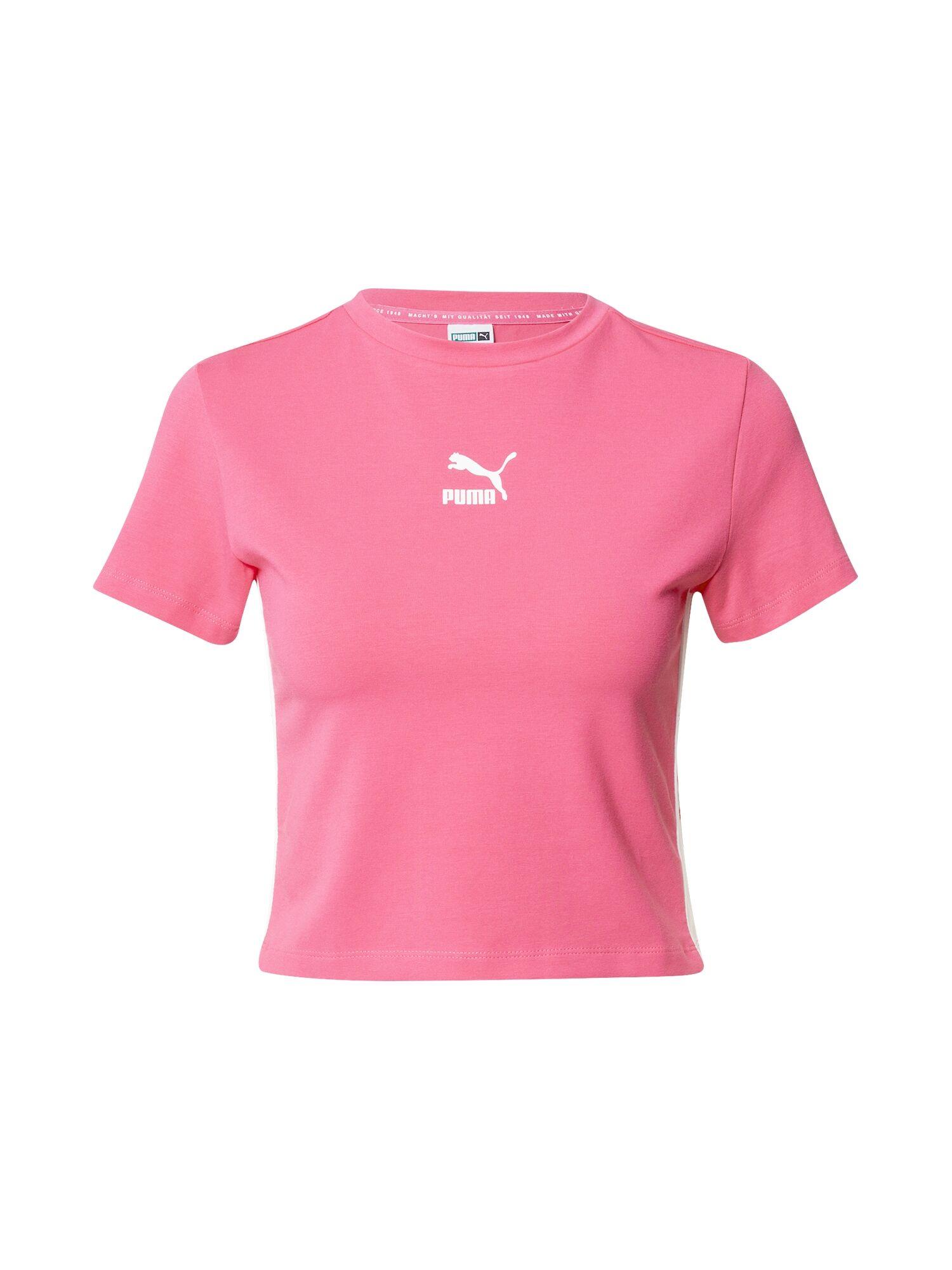 PUMA T-shirt  - Rose - Taille: L - female