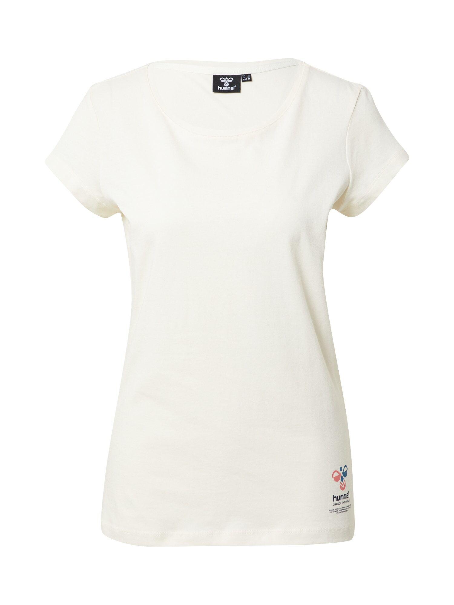 Hummel T-shirt fonctionnel 'Scarlett'  - Blanc - Taille: XL - female