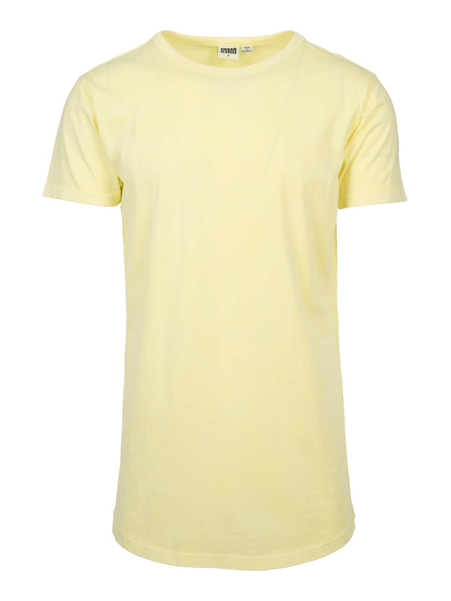 Urban Classics T-Shirt  - Jaune - Taille: M - male