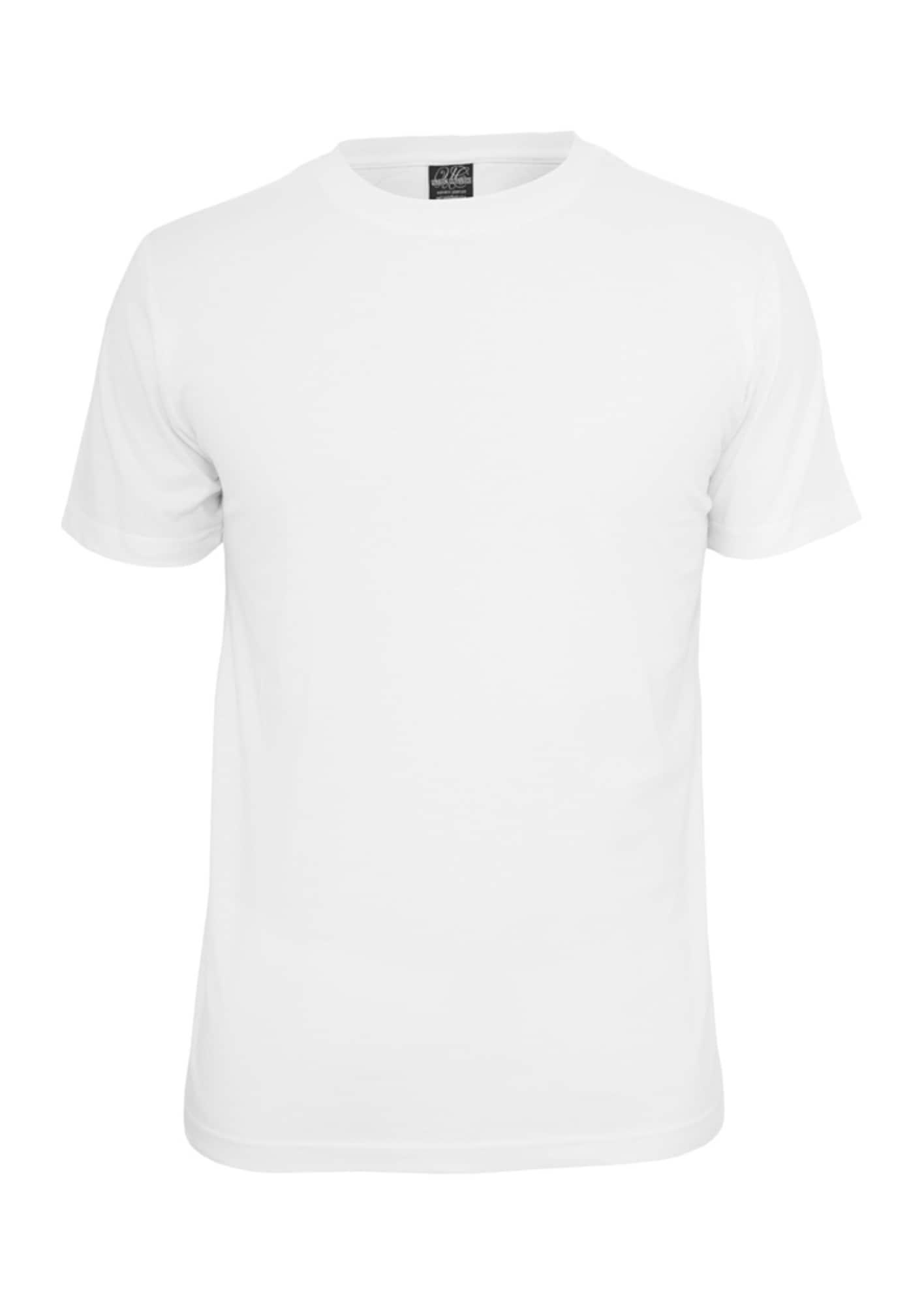 Urban Classics T-Shirt  - Blanc - Taille: XXL - male