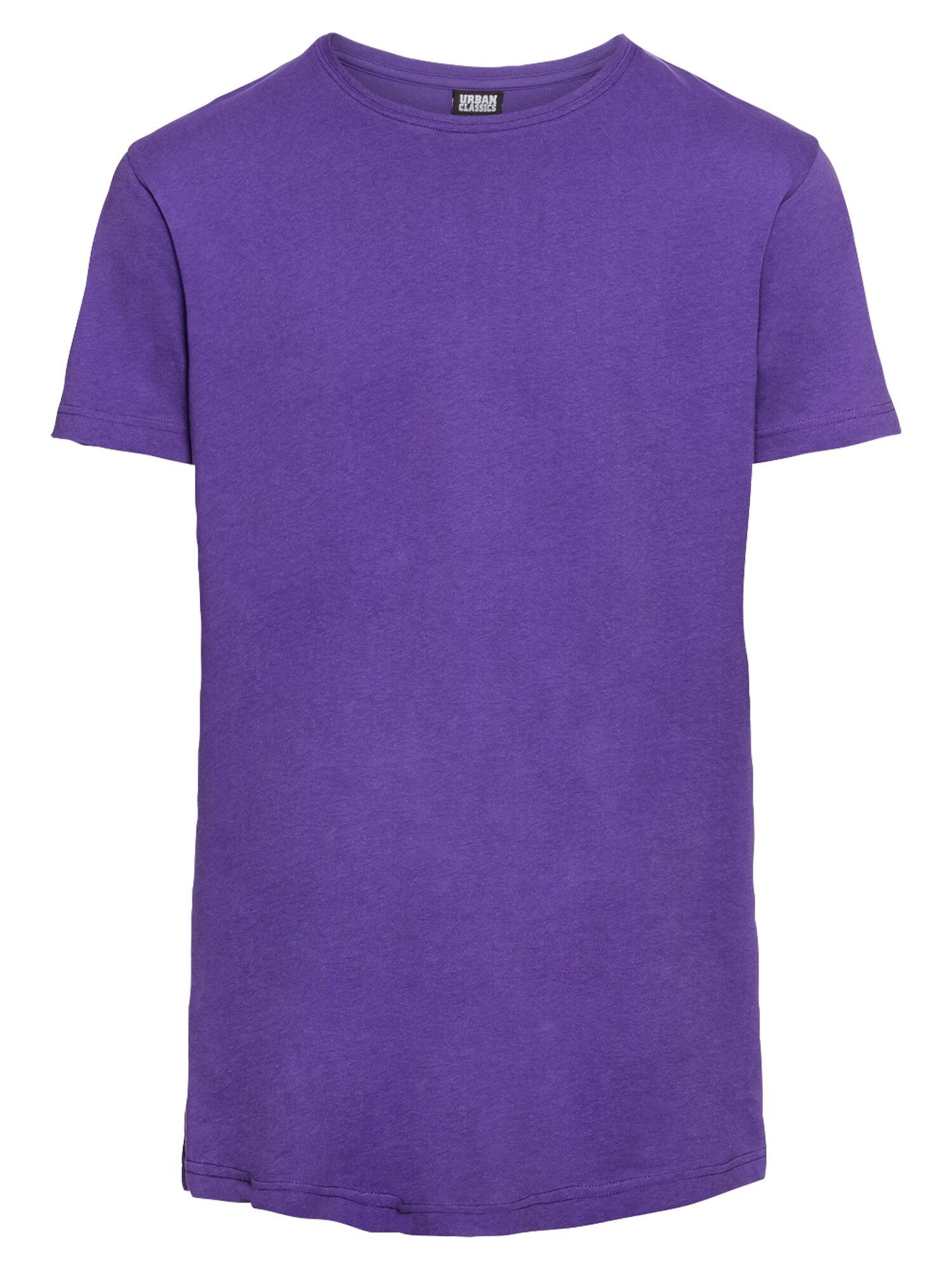 Urban Classics T-Shirt  - Violet - Taille: L - male