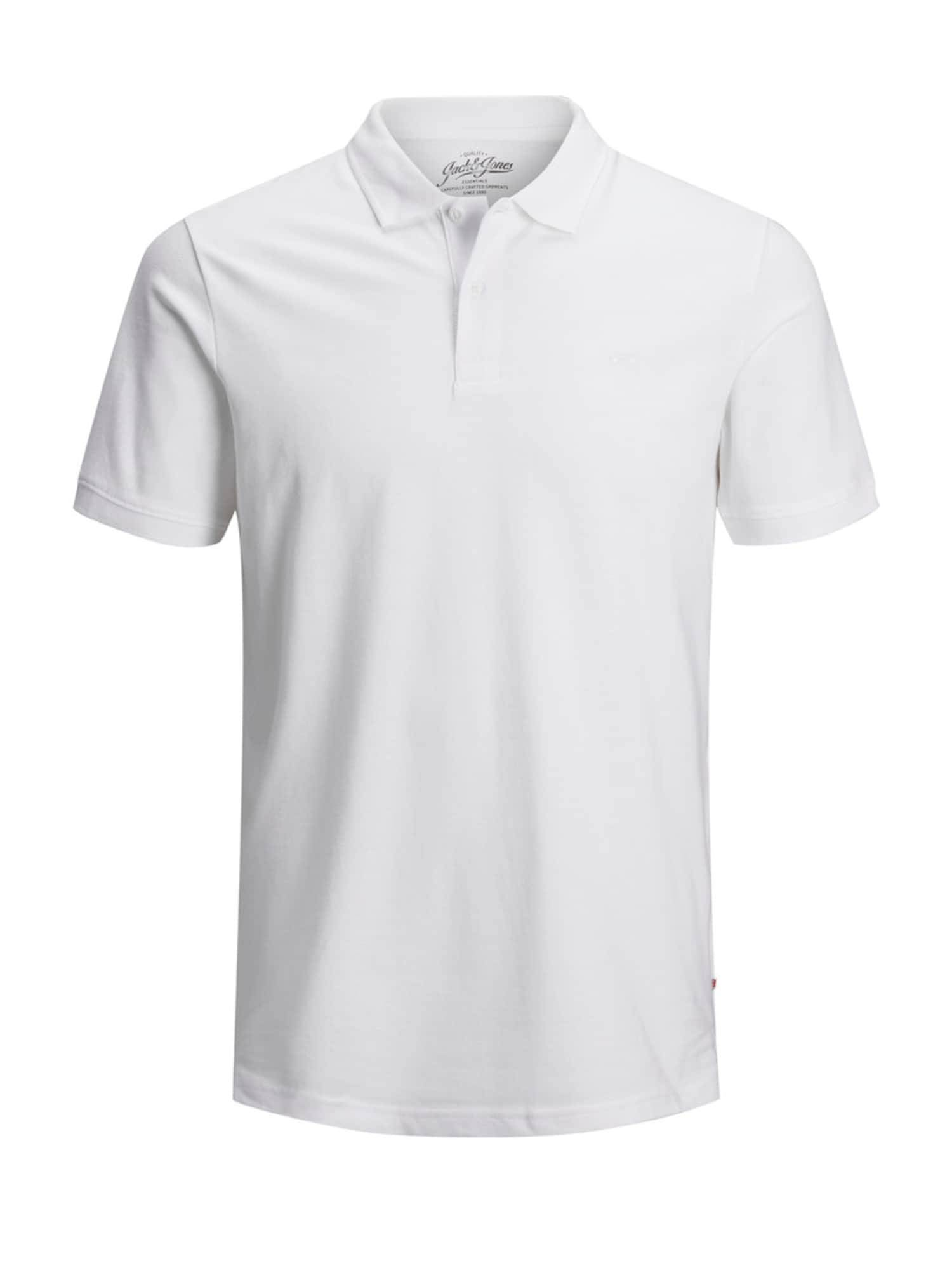 JACK & JONES T-Shirt  - Blanc - Taille: M - male
