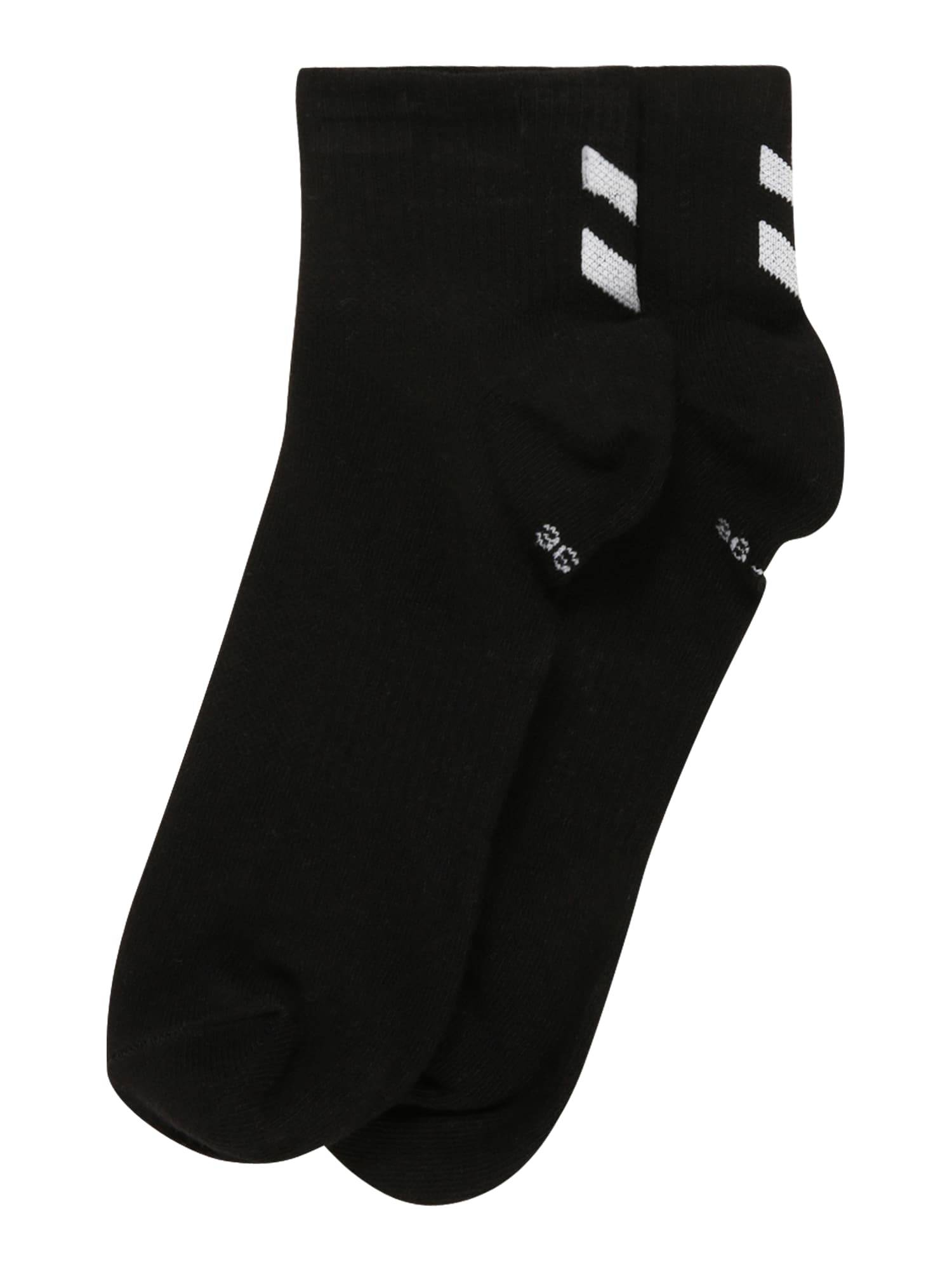 Hummel Chaussettes de sport 'CHEVRON'  - Noir - Taille: 14 - male