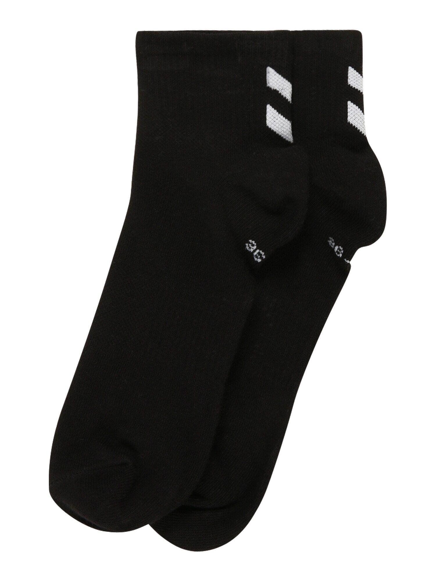 Hummel Chaussettes de sport 'CHEVRON'  - Noir - Taille: 12 - male