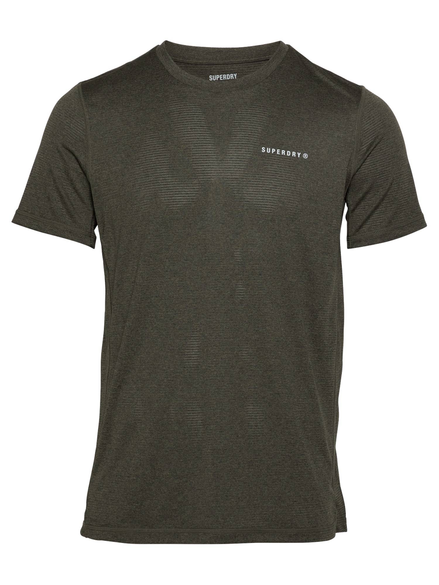 Superdry T-Shirt fonctionnel  - Noir - Taille: XL - male
