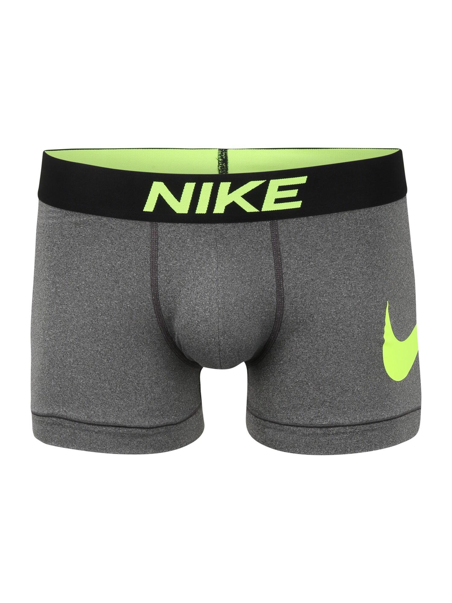 NIKE Sous-vêtements de sport  - Gris - Taille: M - male