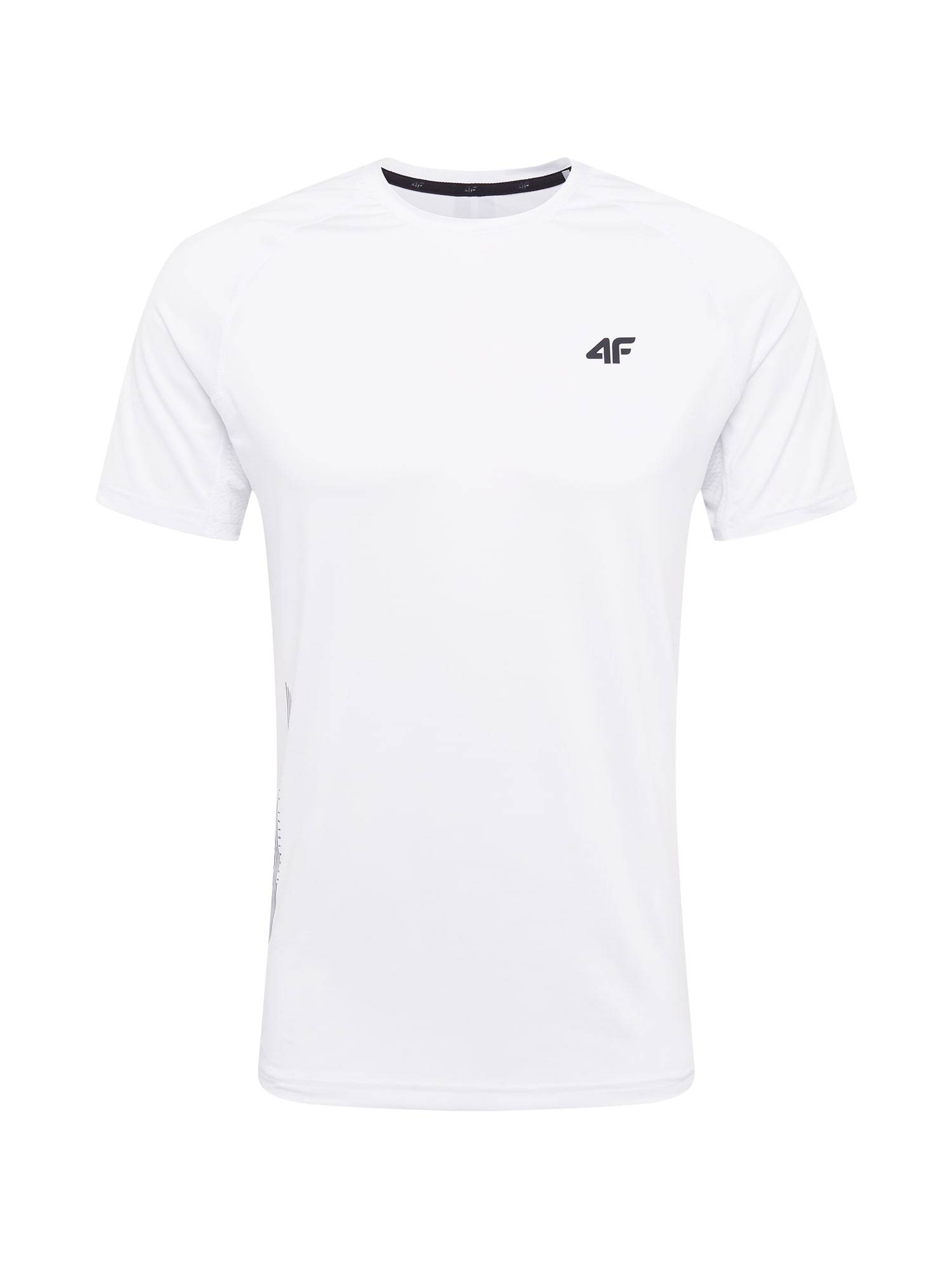 4F T-Shirt fonctionnel  - Blanc - Taille: XXL - male
