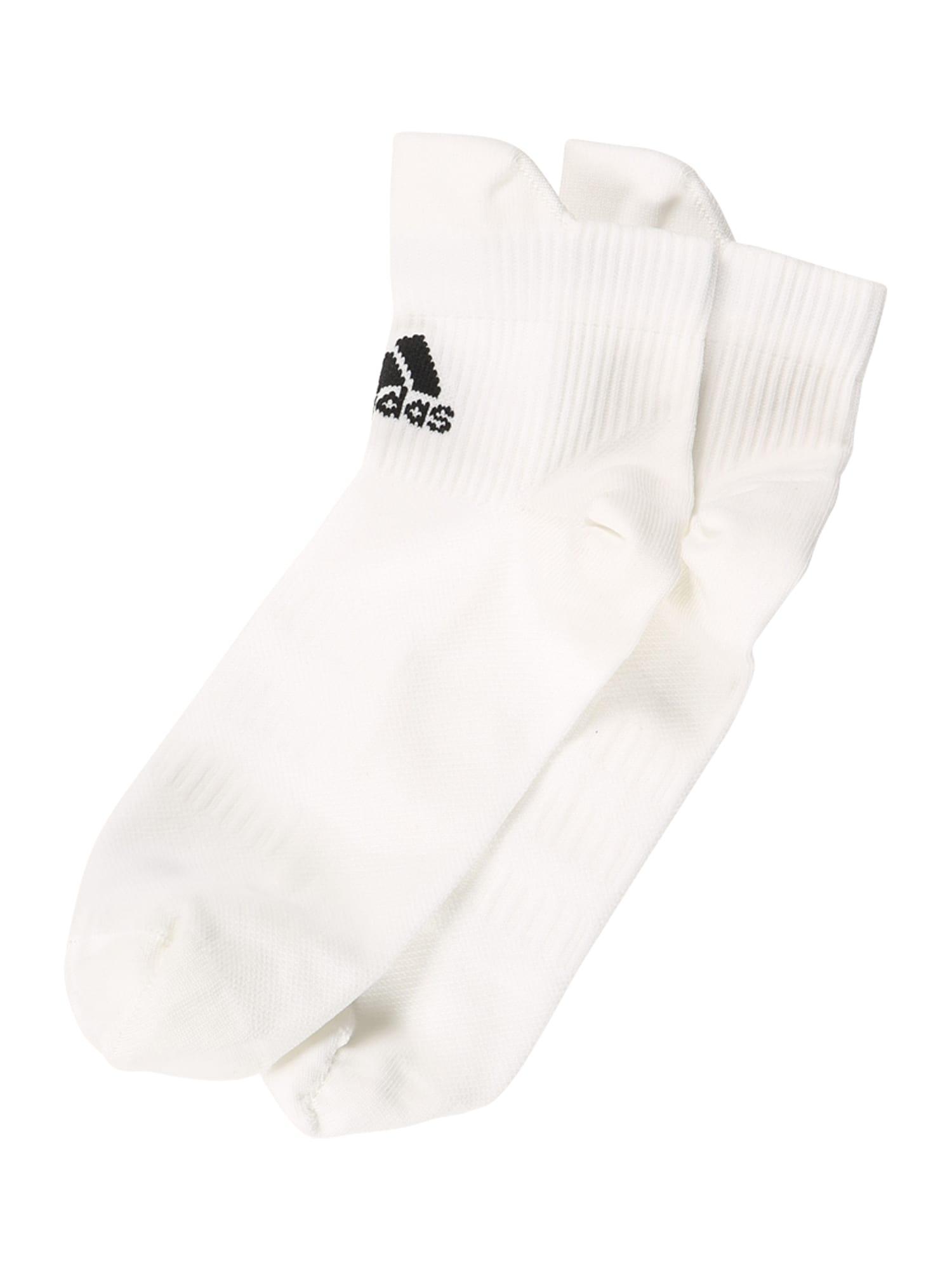 ADIDAS PERFORMANCE Chaussettes de sport  - Blanc - Taille: XS - male