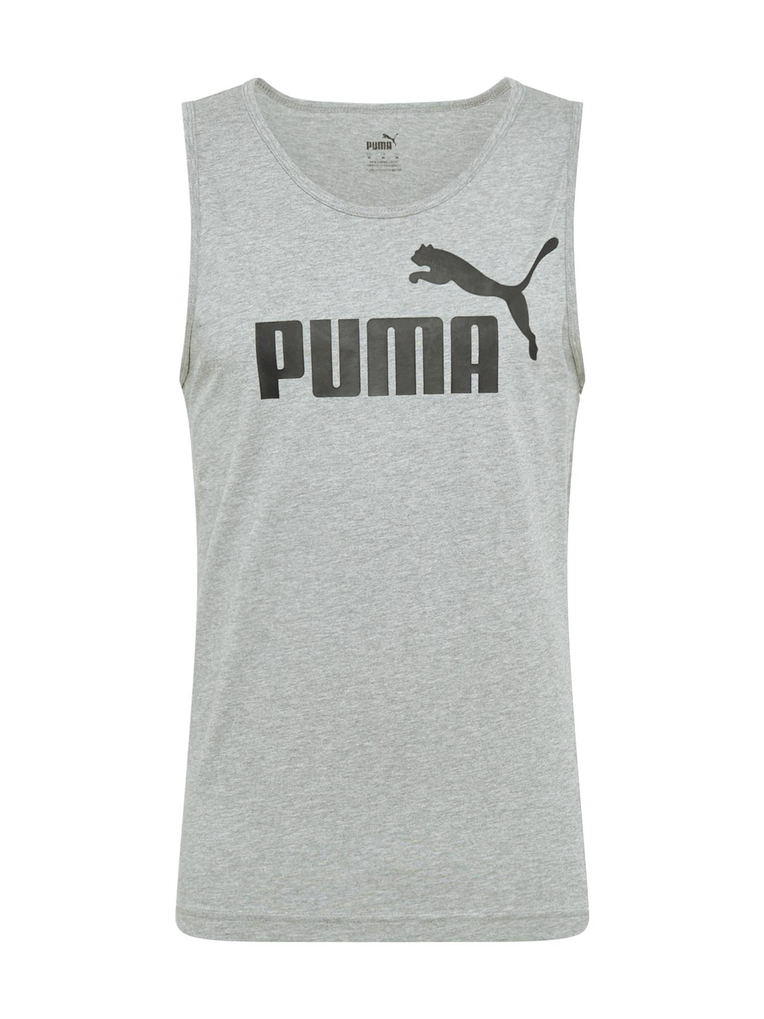 PUMA T-Shirt  - Gris - Taille: XL - male
