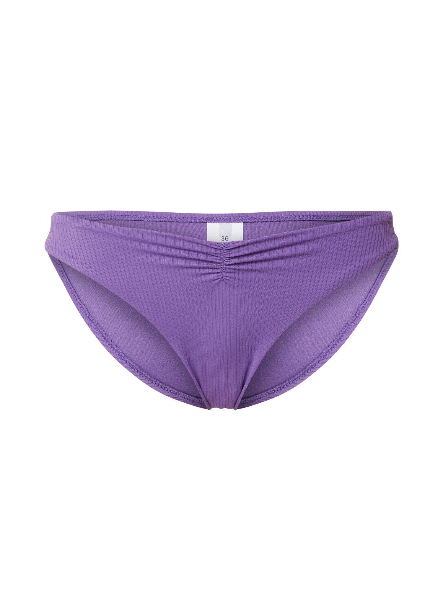EDITED Bas de bikini 'Tasha'  - Violet - Taille: 40 - female