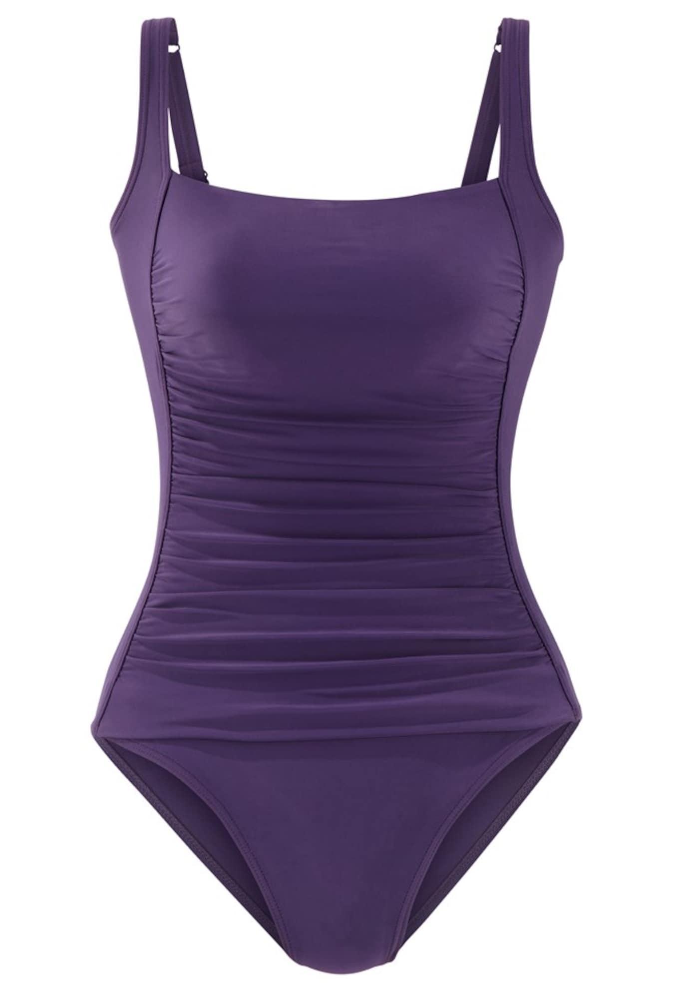 LASCANA Maillot de bain  - Violet - Taille: 38 - female