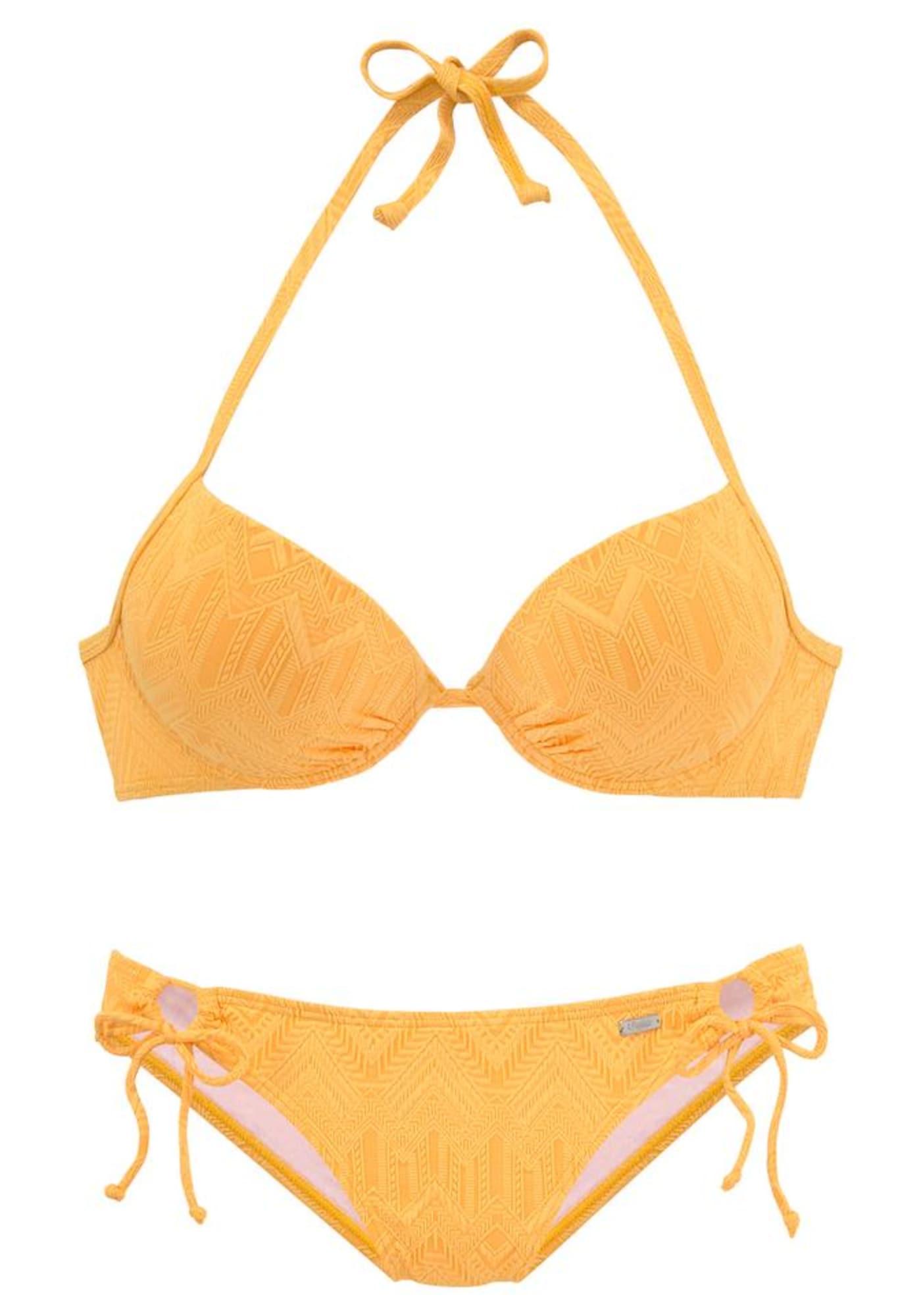 BUFFALO Bikini  - Jaune - Taille: 42 - female