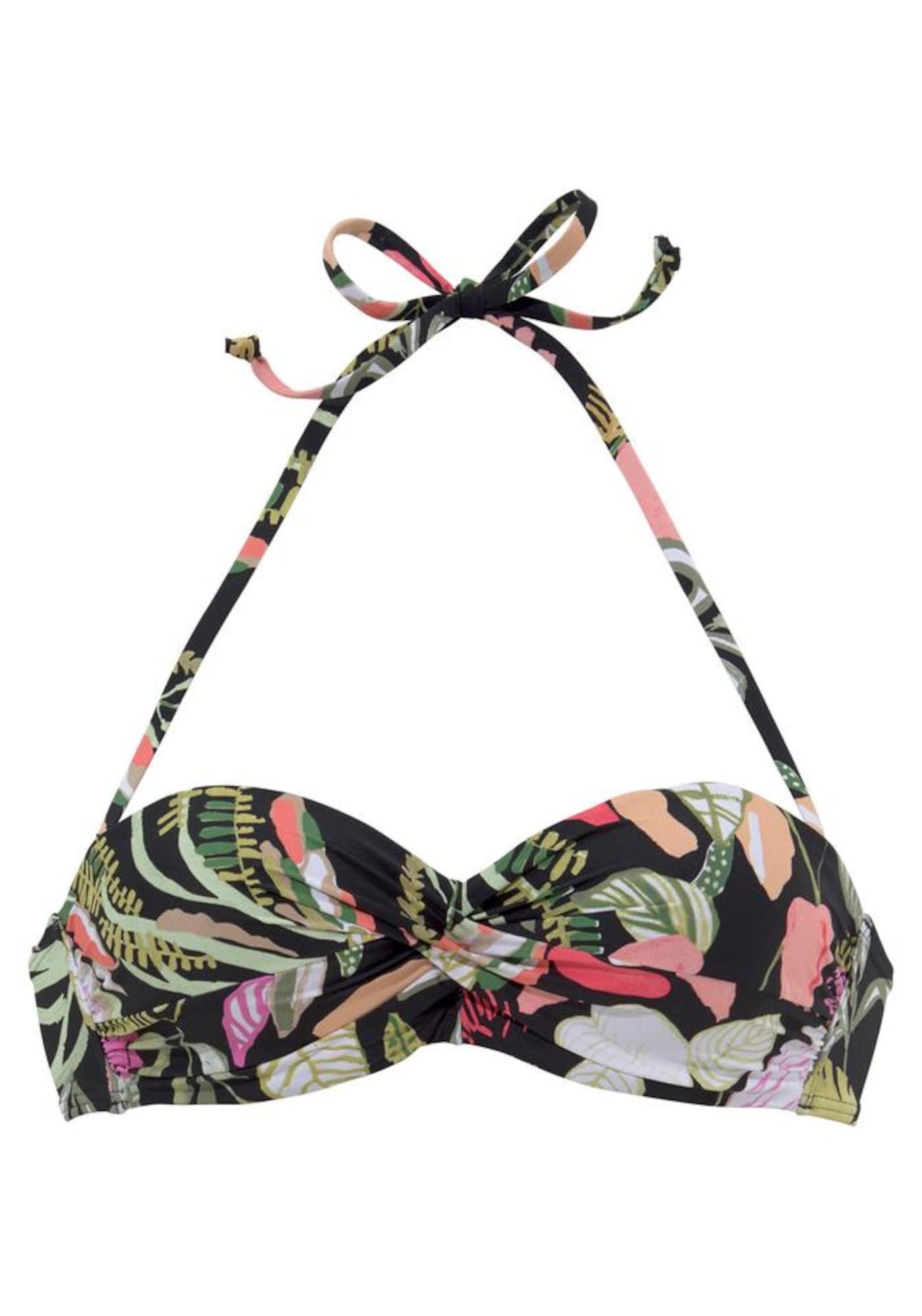 s.Oliver Hauts de bikini 'Herbst'  - MéLange De Couleurs - Taille: 44 - female