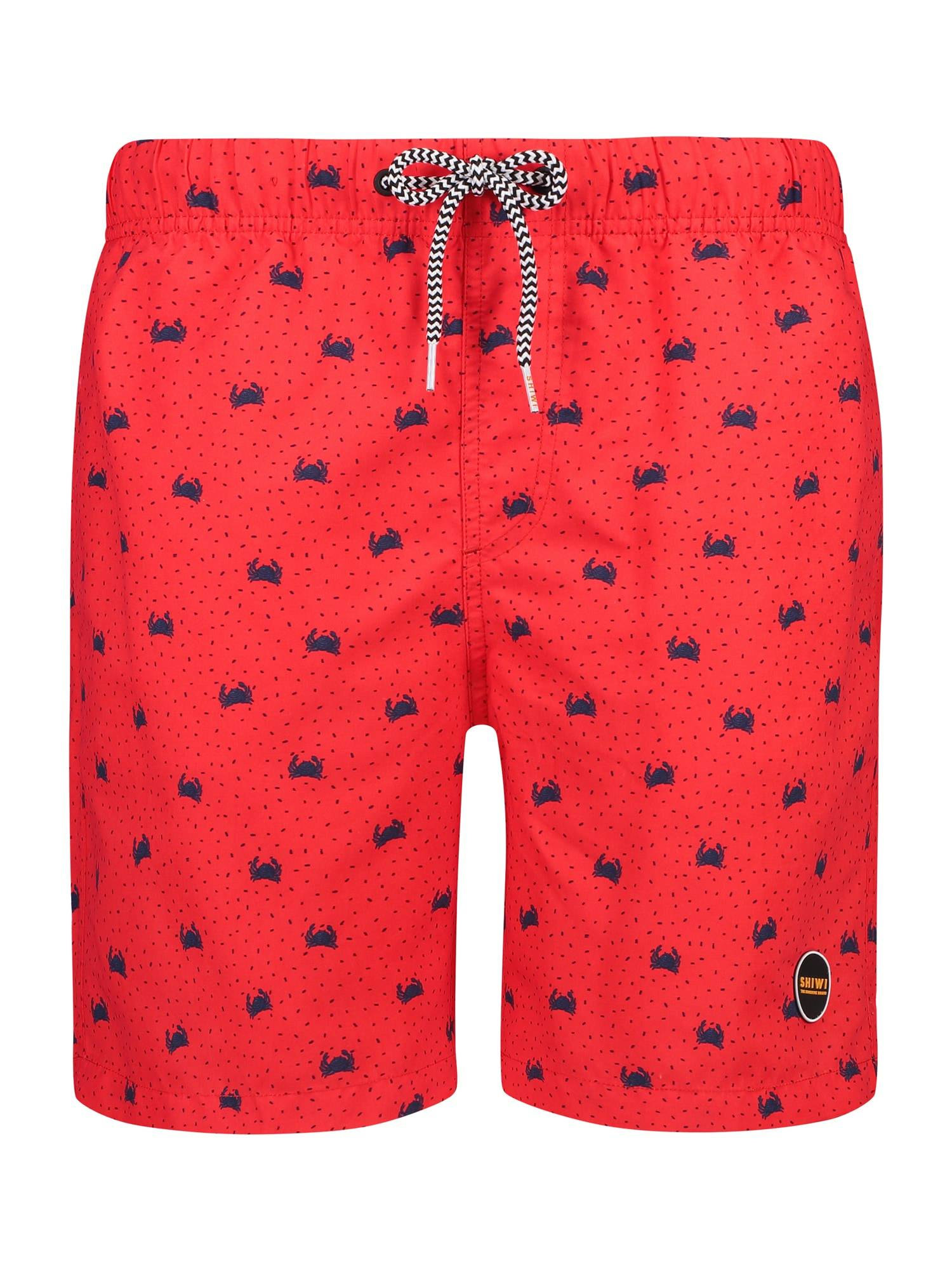 Shiwi Boardshorts 'Crabby'  - Rouge - Taille: 2XL - male