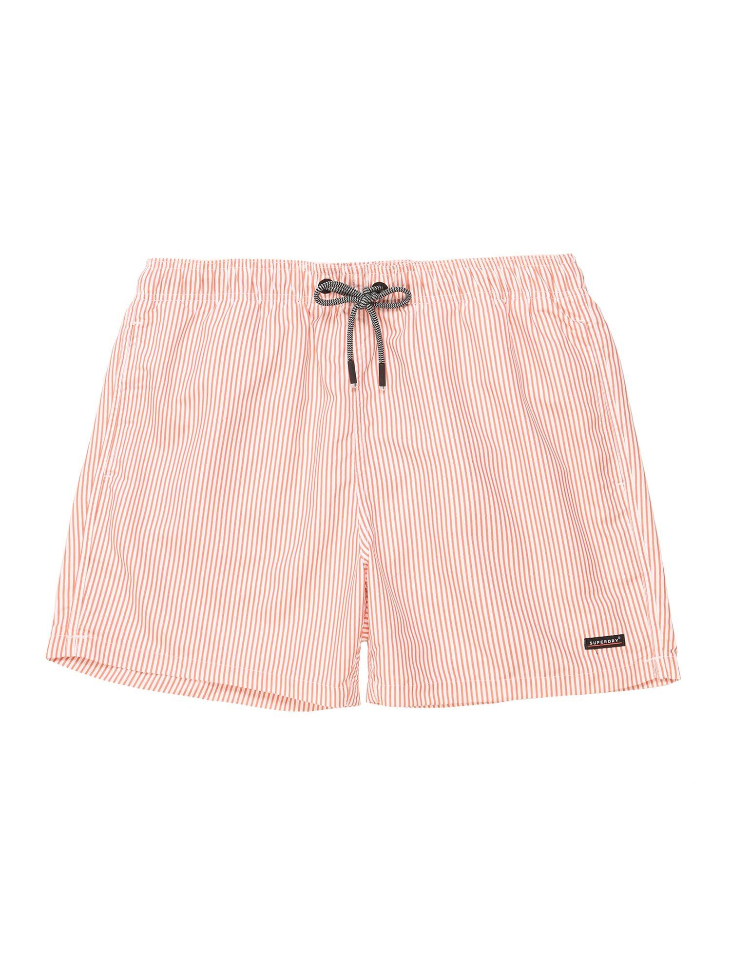 Superdry Shorts de bain  - Orange - Taille: 128 - boy