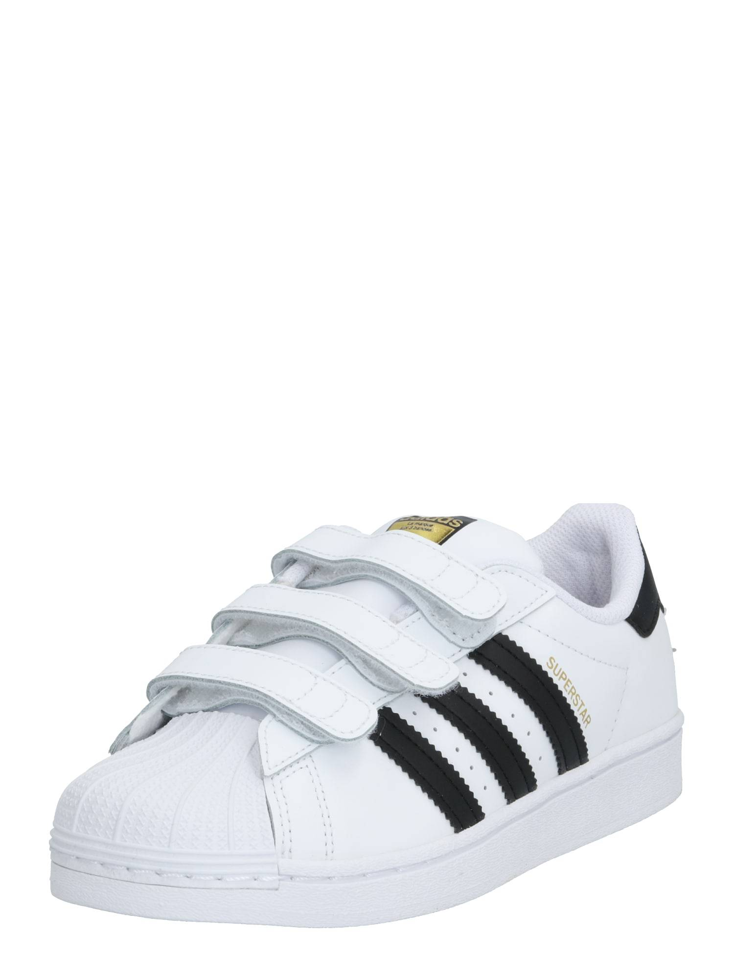 ADIDAS ORIGINALS Baskets 'Superstar'  - Blanc - Taille: 2.5 - boy
