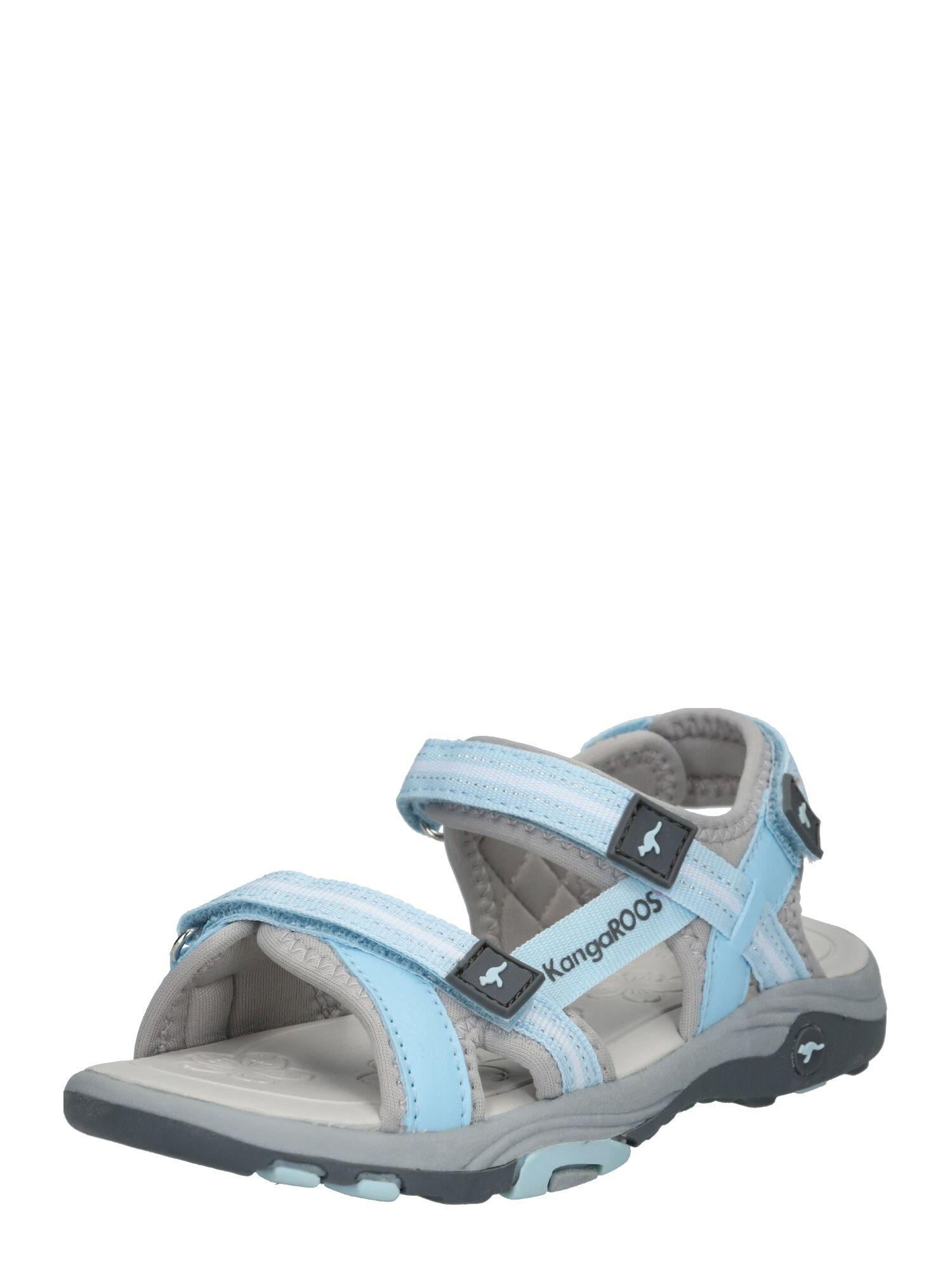 KangaROOS Chaussures ouvertes 'K-Leni'  - Bleu - Taille: 34 - boy