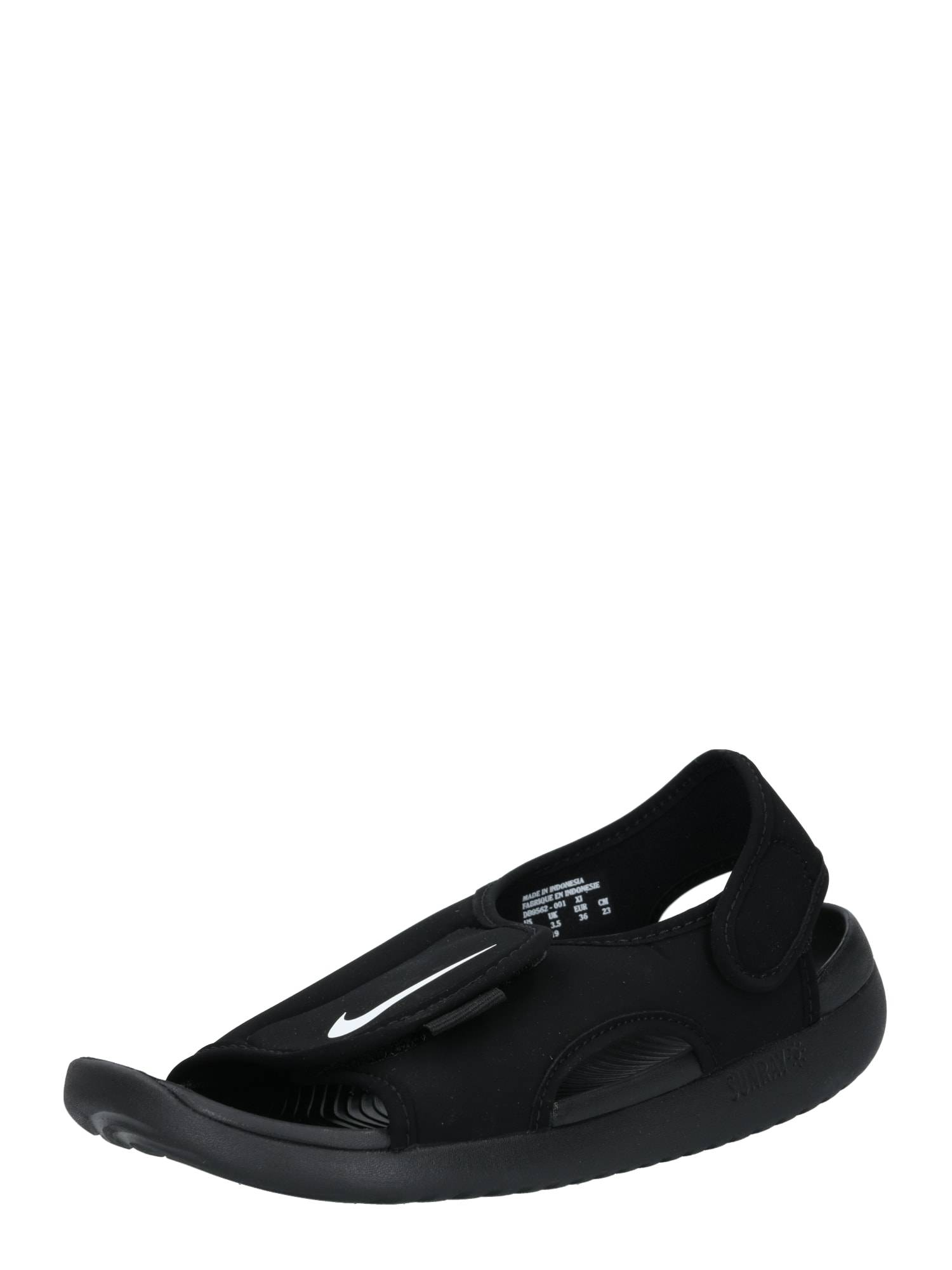 Nike Sportswear Chaussures ouvertes 'SUNRAY ADJUST 5 V2 (GS/PS)'  - Noir - Taille: 4Y - boy