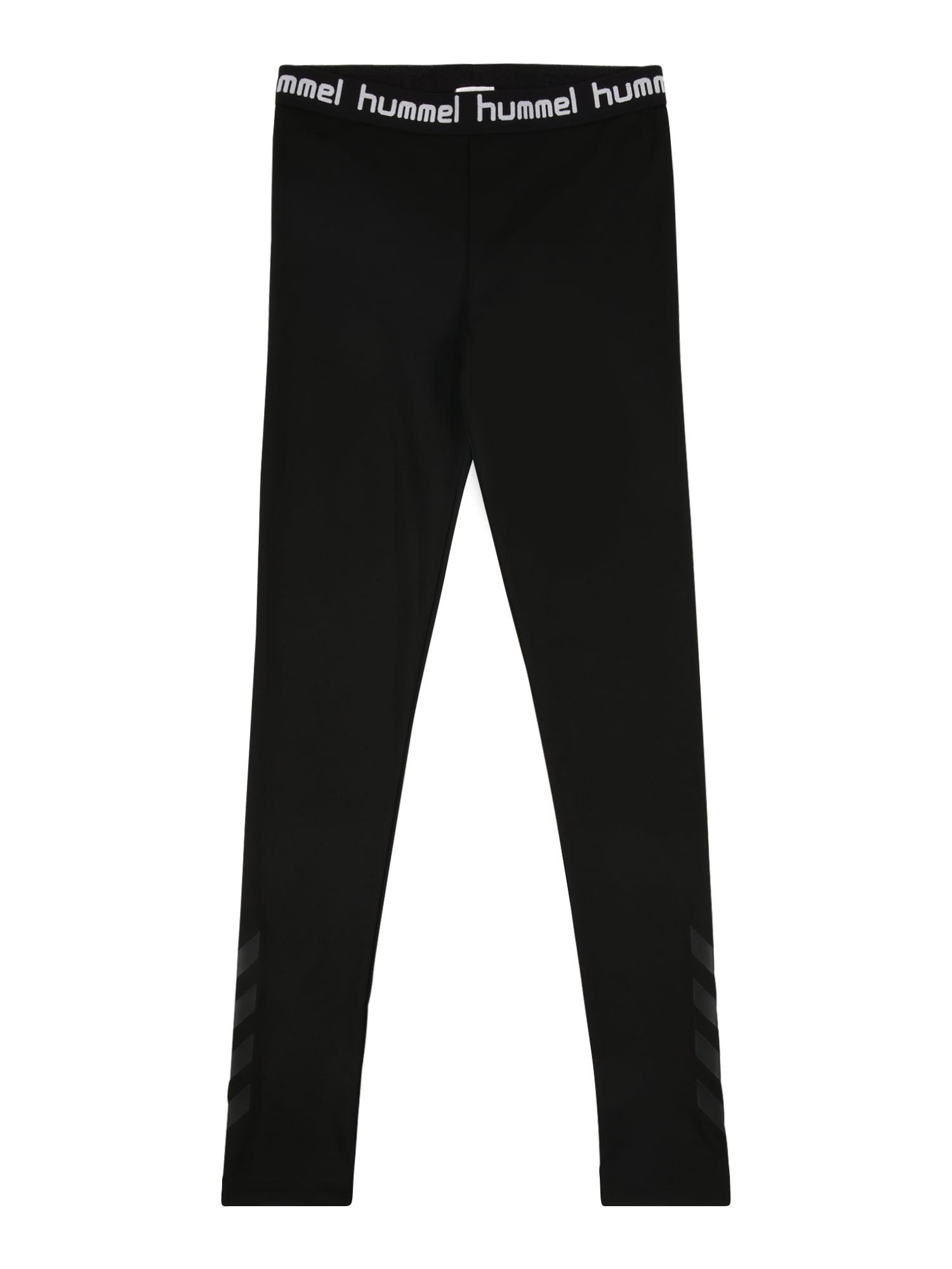 Hummel Leggings 'Tona'  - Noir - Taille: 104 - girl