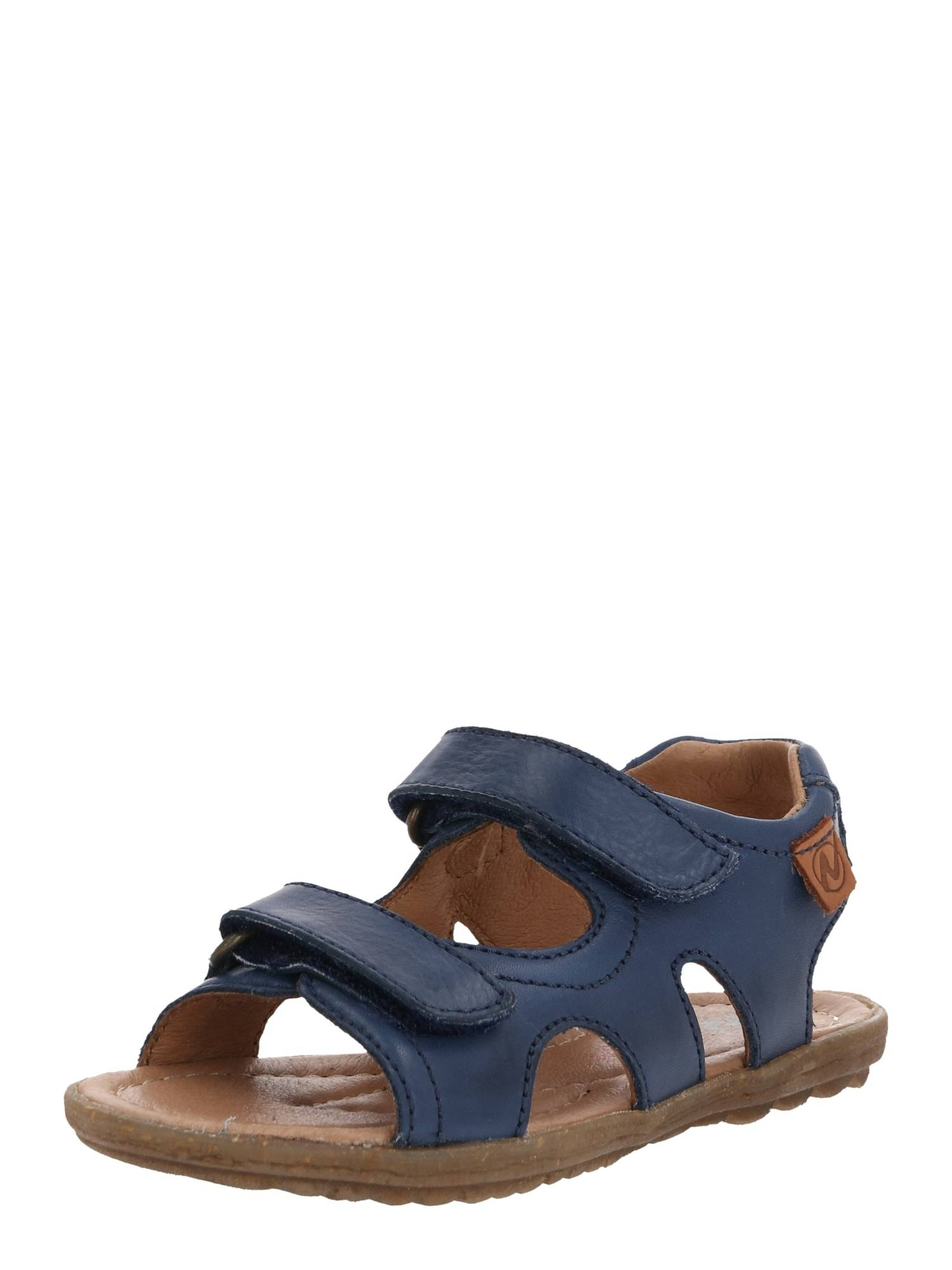 NATURINO Chaussures ouvertes 'Sky'  - Bleu - Taille: 30 - boy