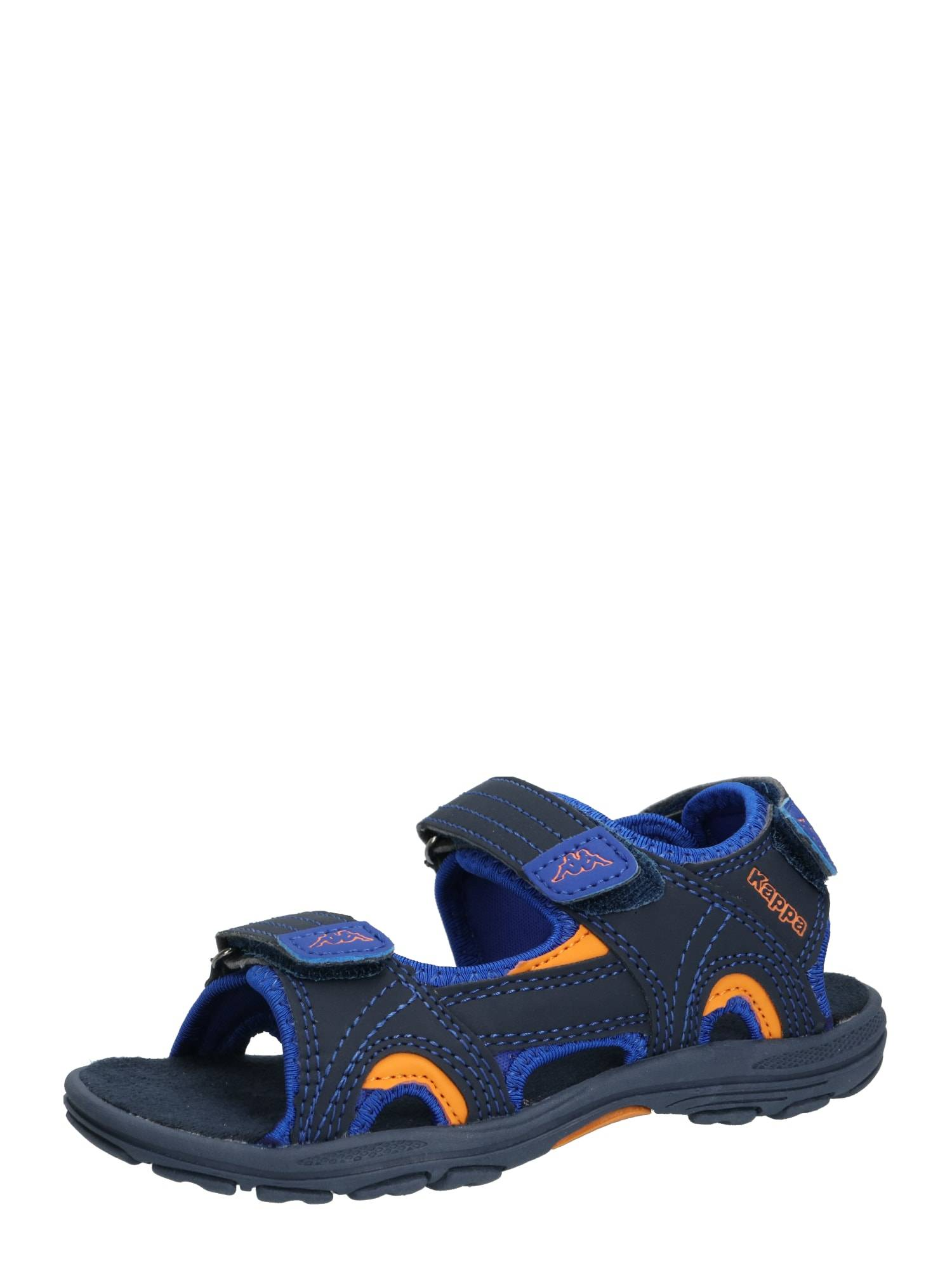KAPPA Chaussures ouvertes 'Early II'  - Bleu - Taille: 26 - boy