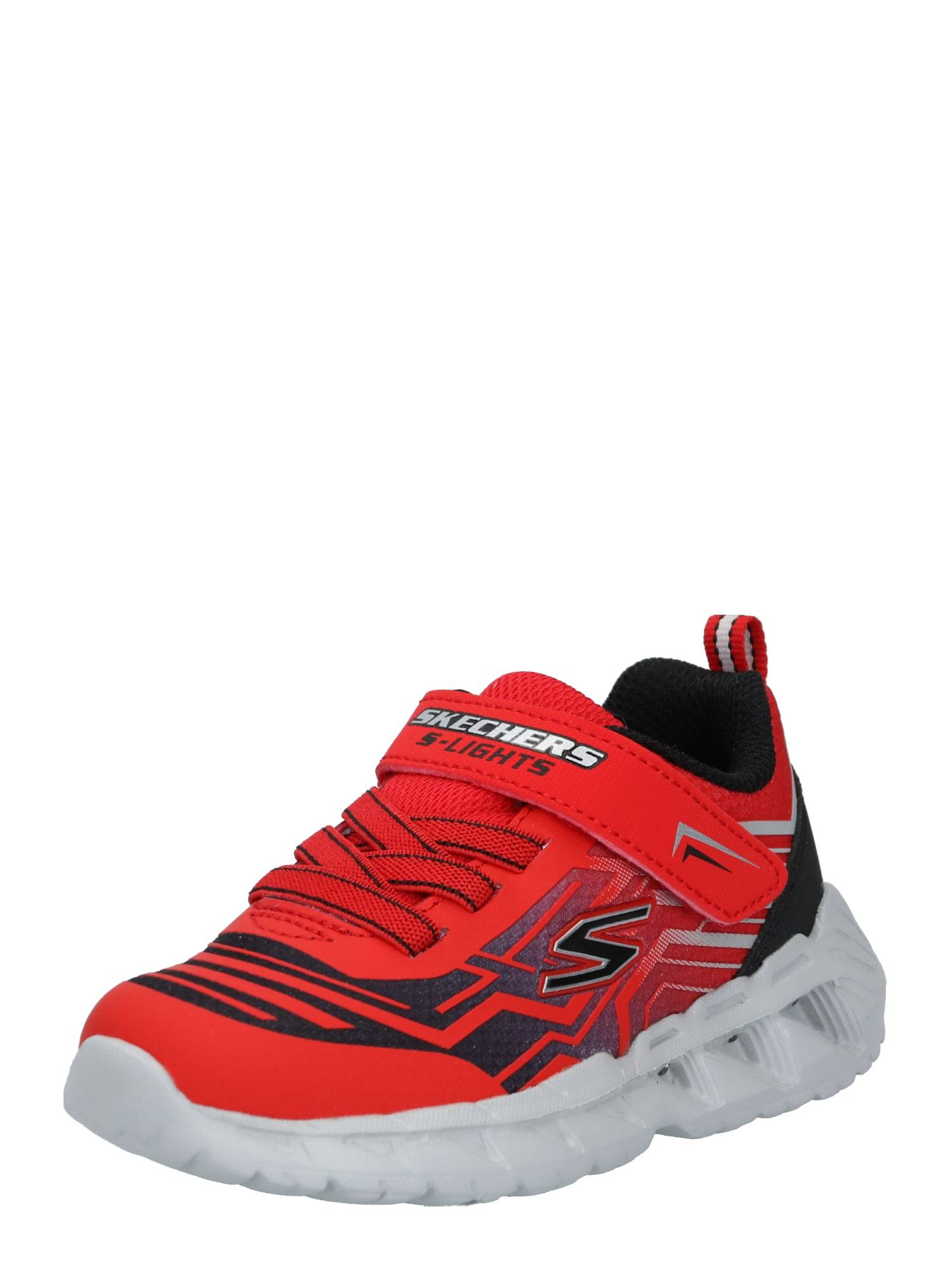 SKECHERS Baskets 'MAGNA-LIGHTS BOZLER'  - Rouge - Taille: 25 - boy