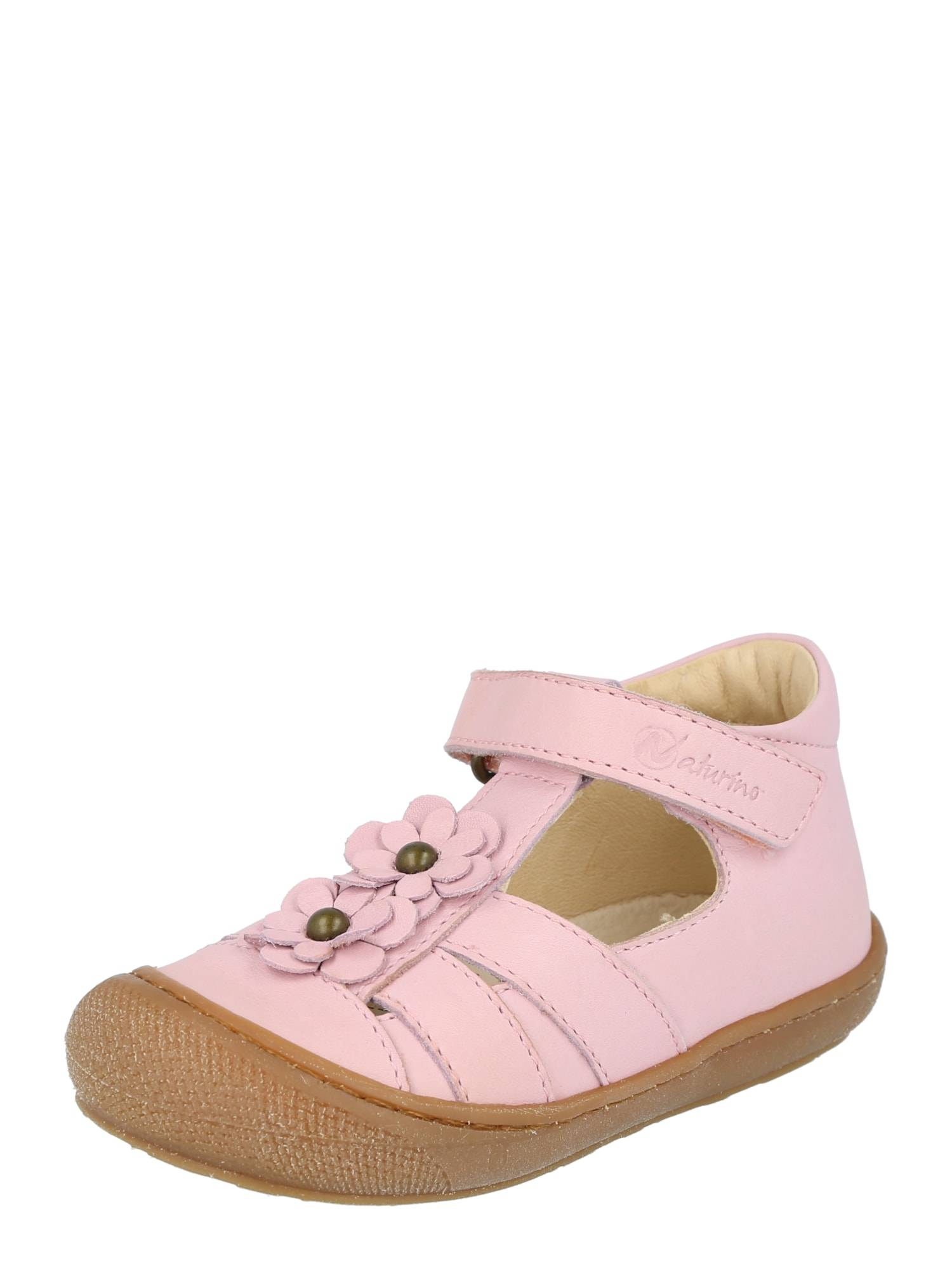 NATURINO Sandales 'MAGGY'  - Rose - Taille: 24 - girl