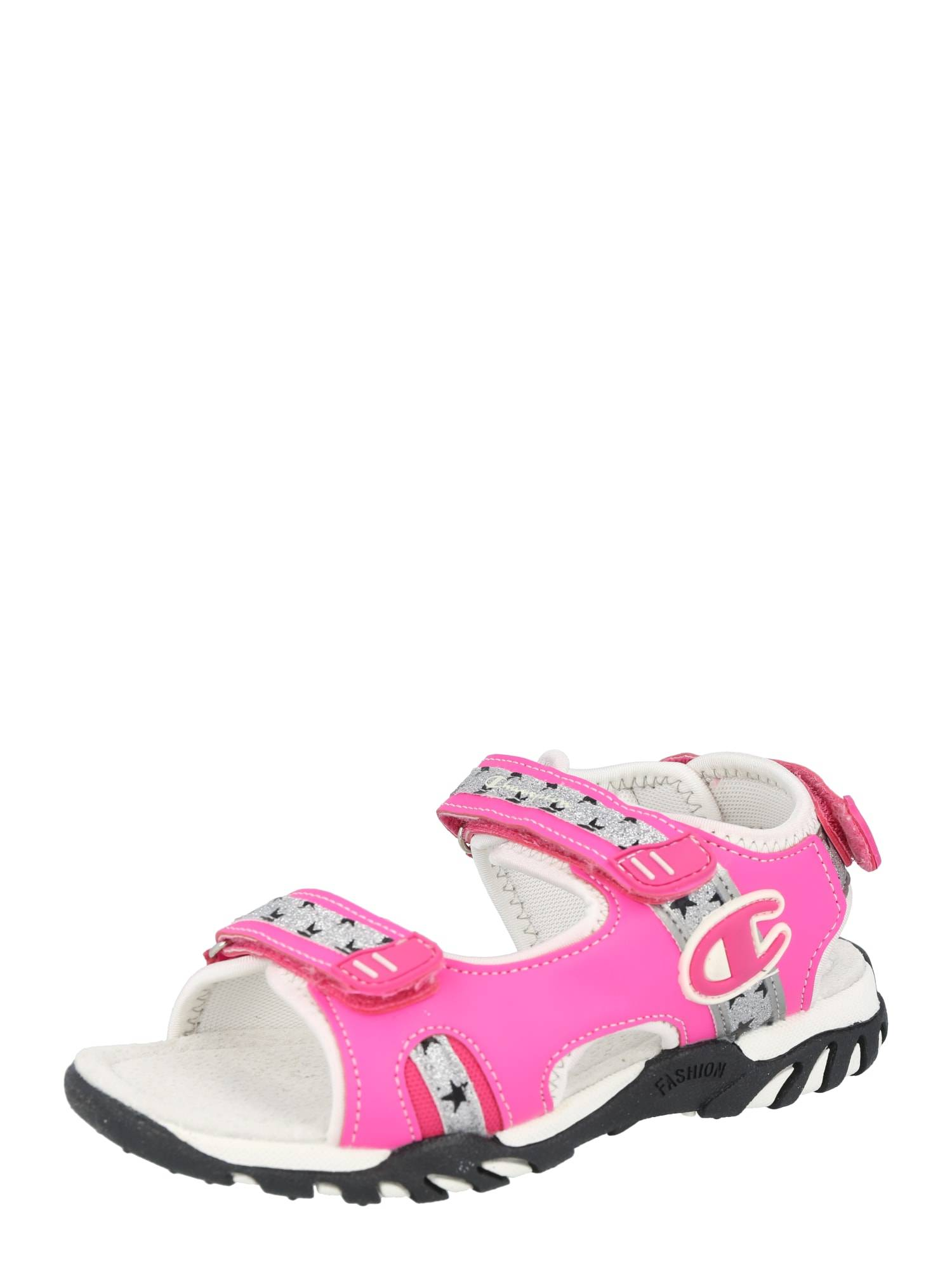 Champion Authentic Athletic Apparel Sandales 'FLORIDA'  - Rose - Taille: 32 - girl