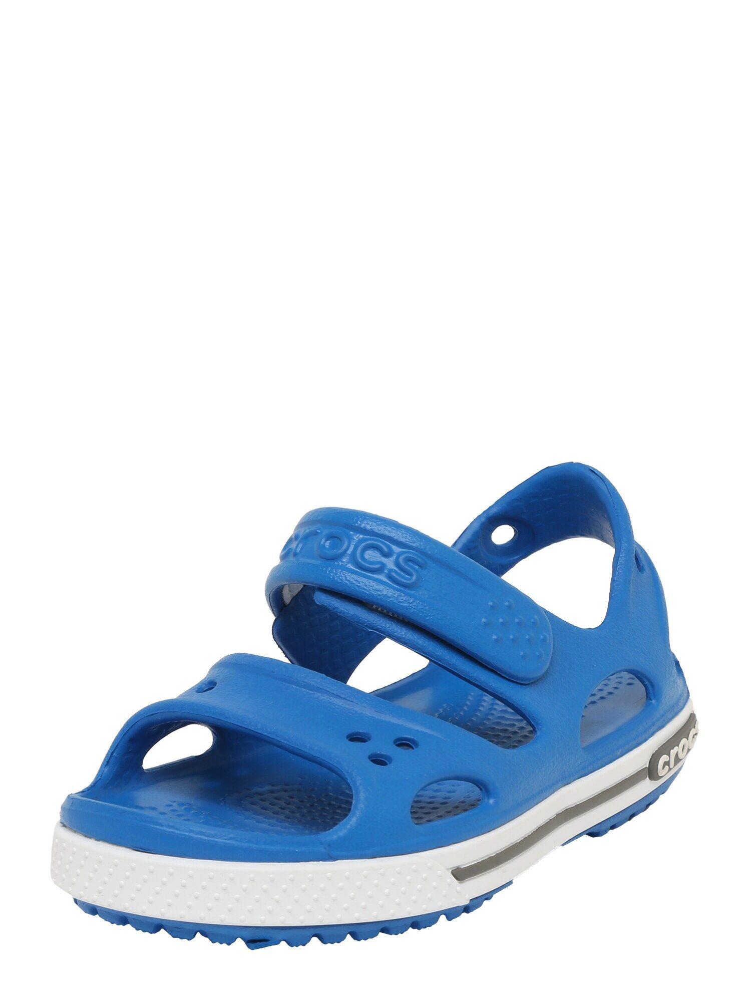 Crocs Chaussures ouvertes 'Crocband II'  - Bleu - Taille: 23.5 - boy