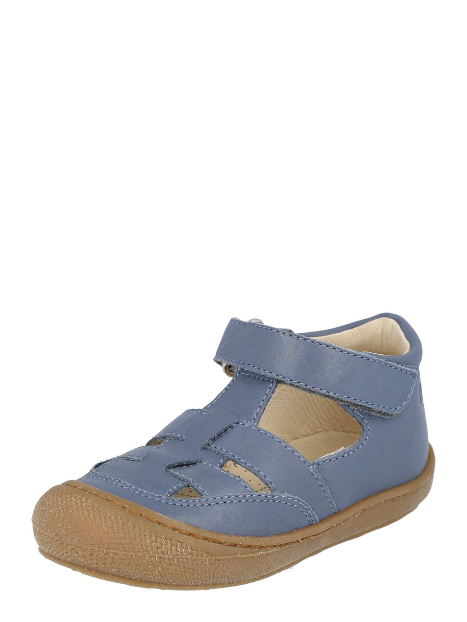 NATURINO Chaussures ouvertes 'Wad'  - Bleu - Taille: 20 - boy