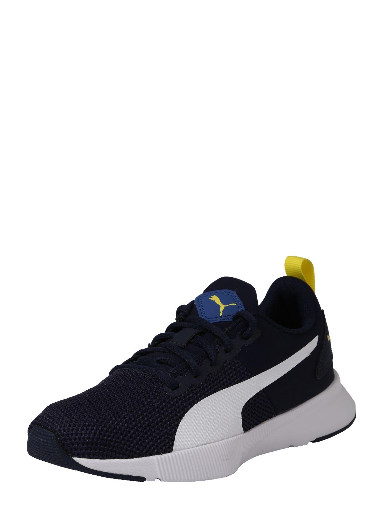 PUMA Chaussure de sport 'Flyer Runner'  - Bleu - Taille: 4 - boy