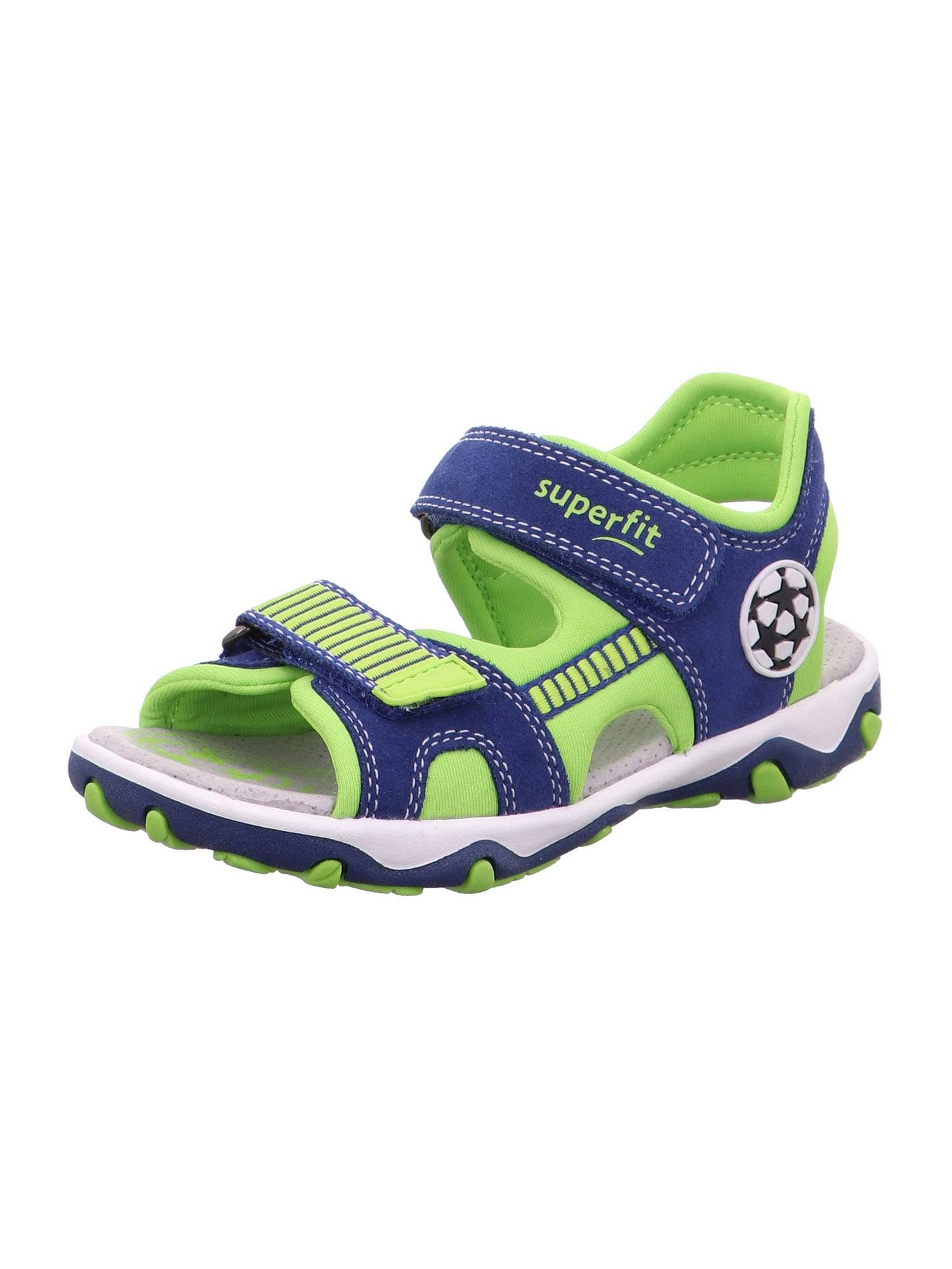 SUPERFIT Chaussures ouvertes 'MIKE'  - Vert, Bleu - Taille: 30 - boy