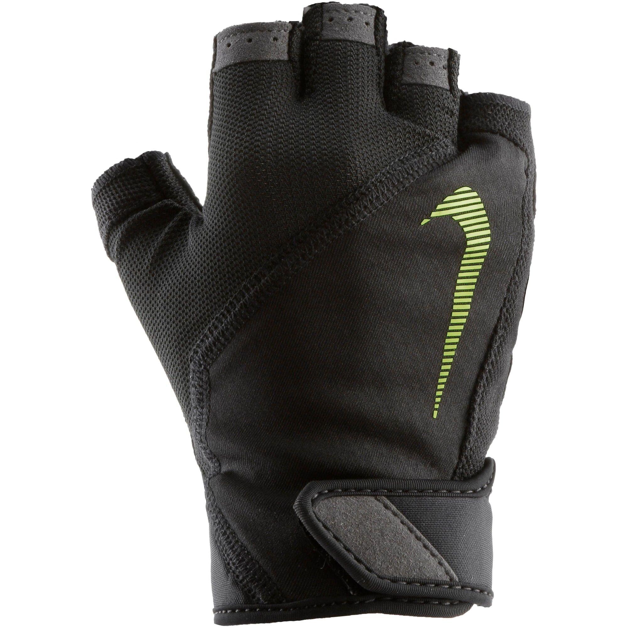 NIKE Gants de sport  - Noir - Taille: XL - male