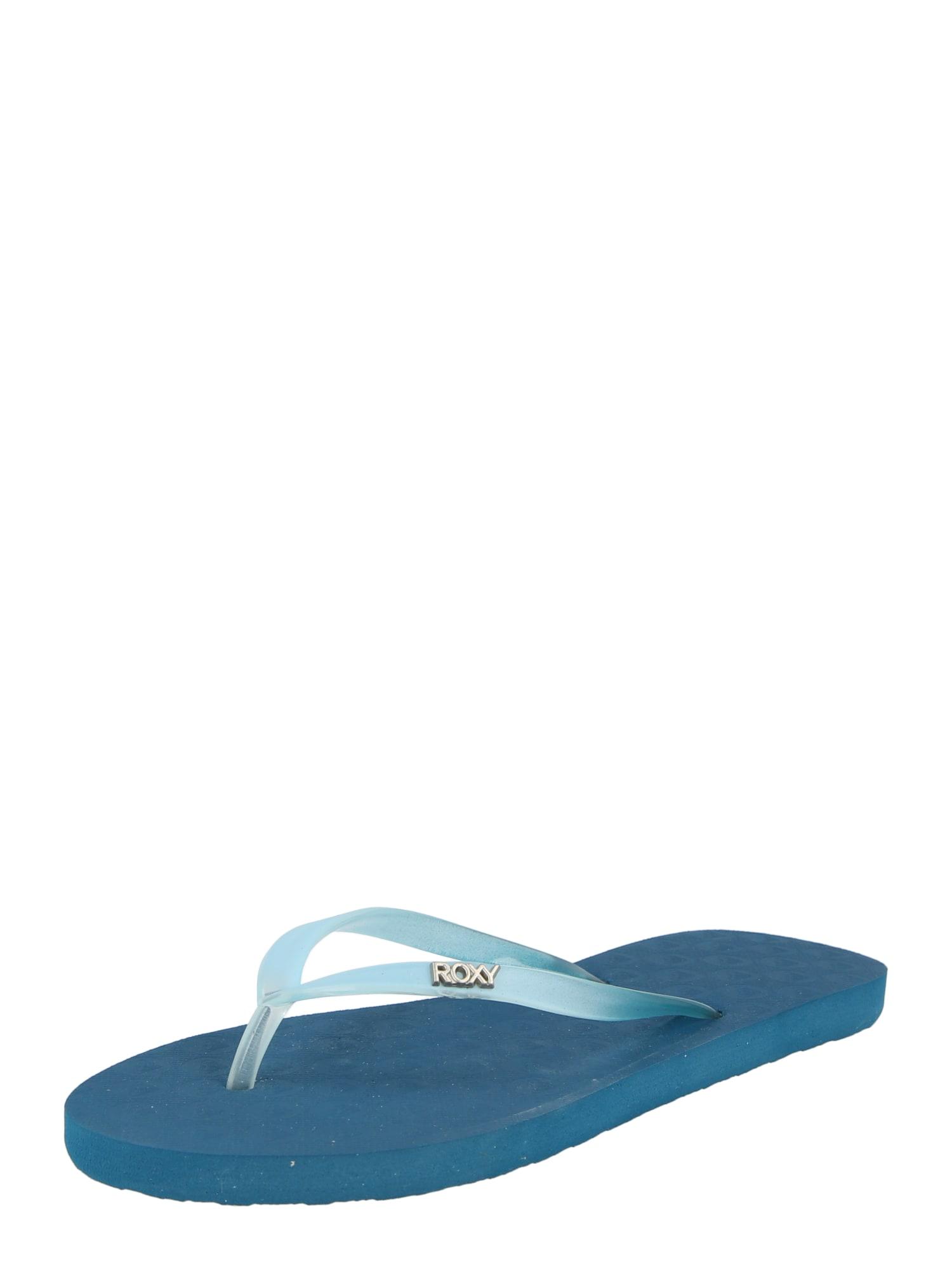 ROXY Séparateur d'orteils 'VIVA'  - Bleu - Taille: 9 - female