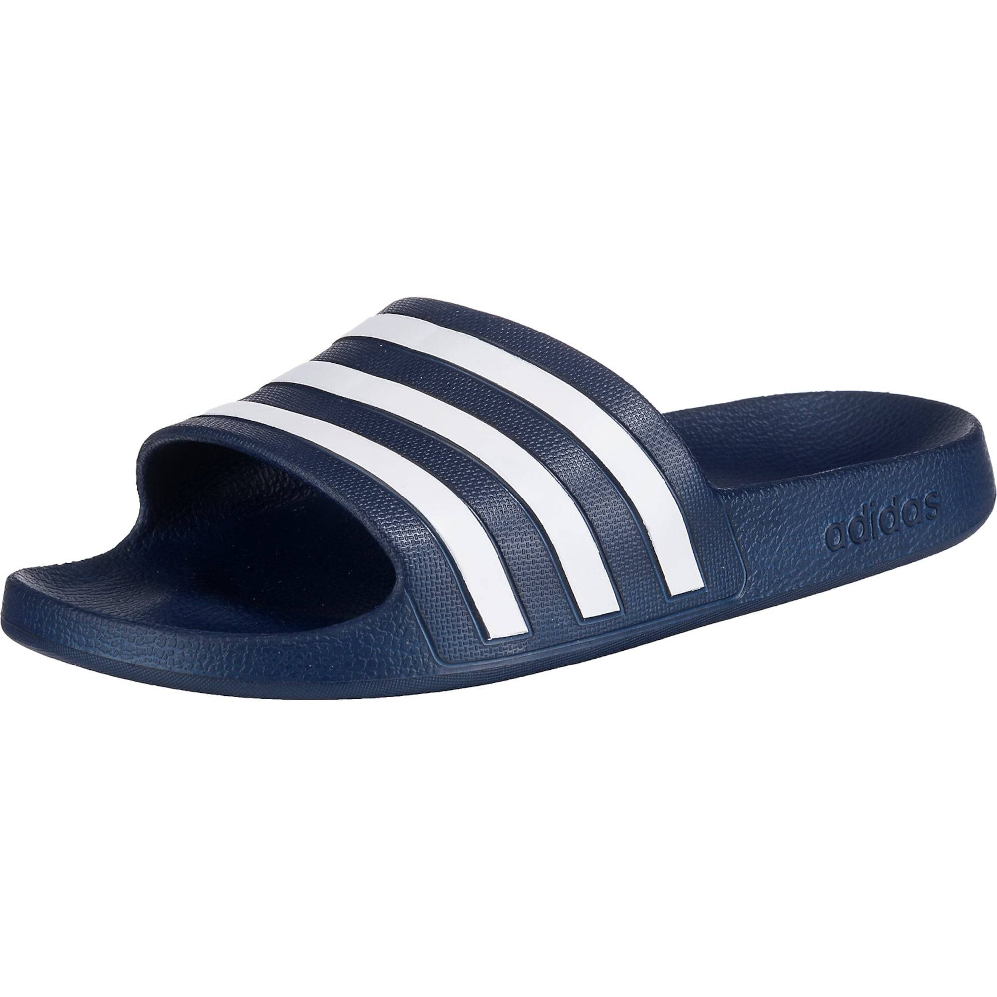 ADIDAS PERFORMANCE Claquettes / Tongs  - Bleu - Taille: 36.5-37 - female