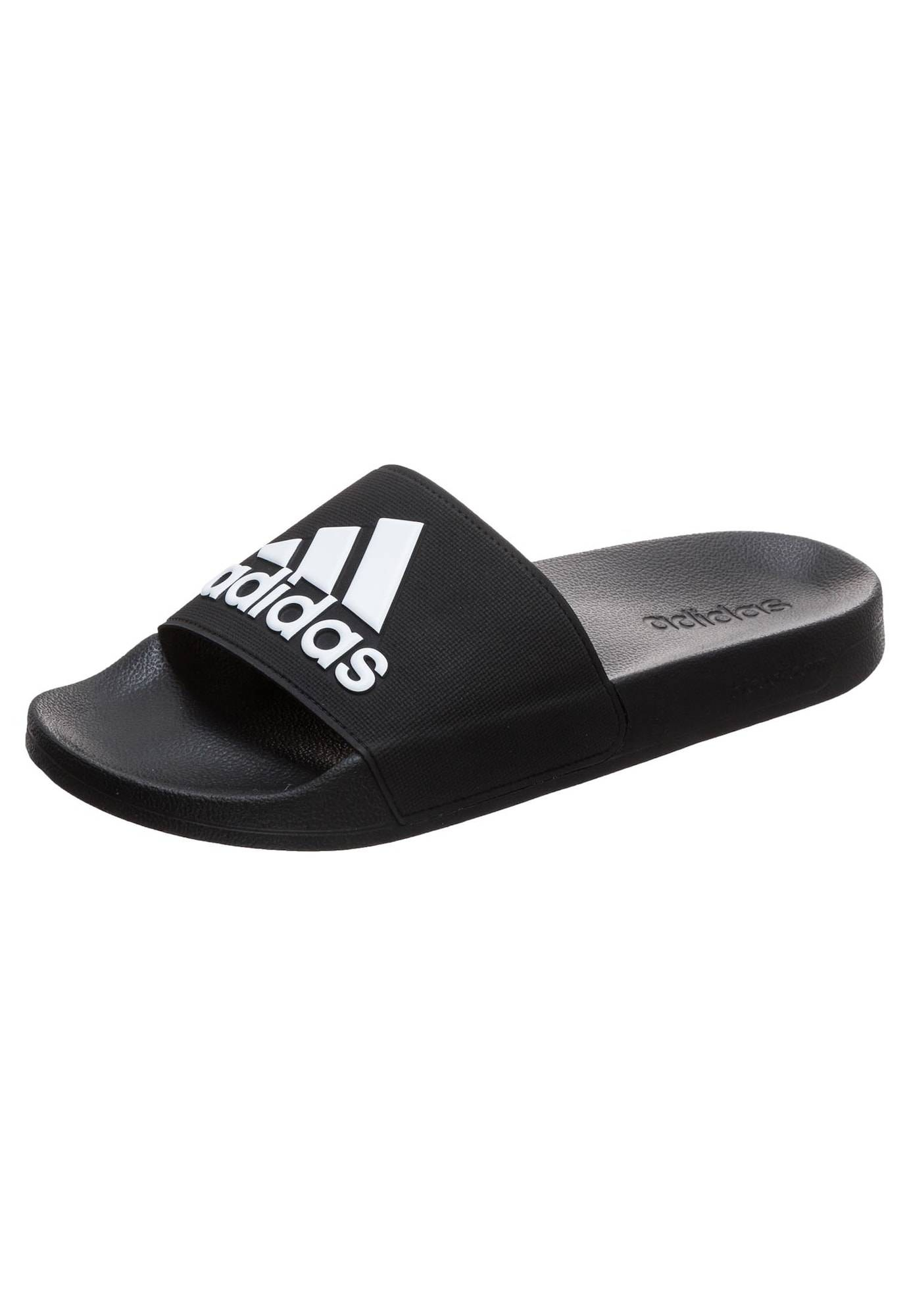 ADIDAS PERFORMANCE Claquettes / Tongs  - Noir - Taille: 40.5-41 - female