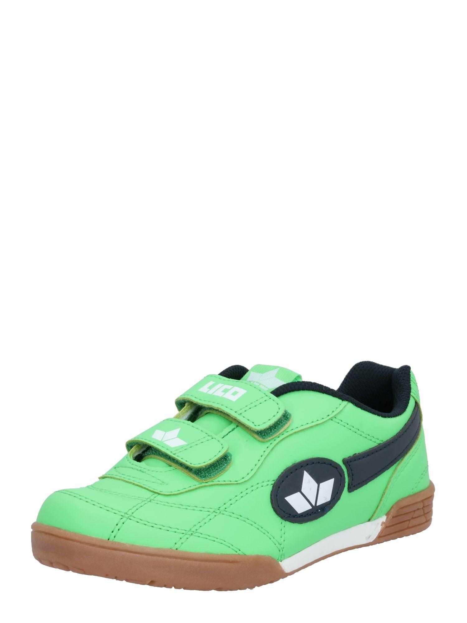 LICO Chaussure de sport 'Bernie V'  - Vert - Taille: 33 - boy